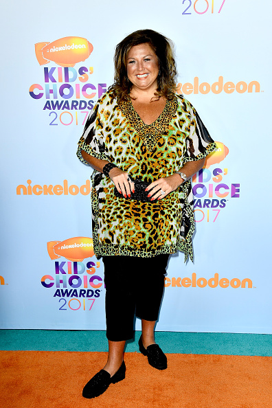 Apparently, Abby Lee Miller got sick with jungle fever