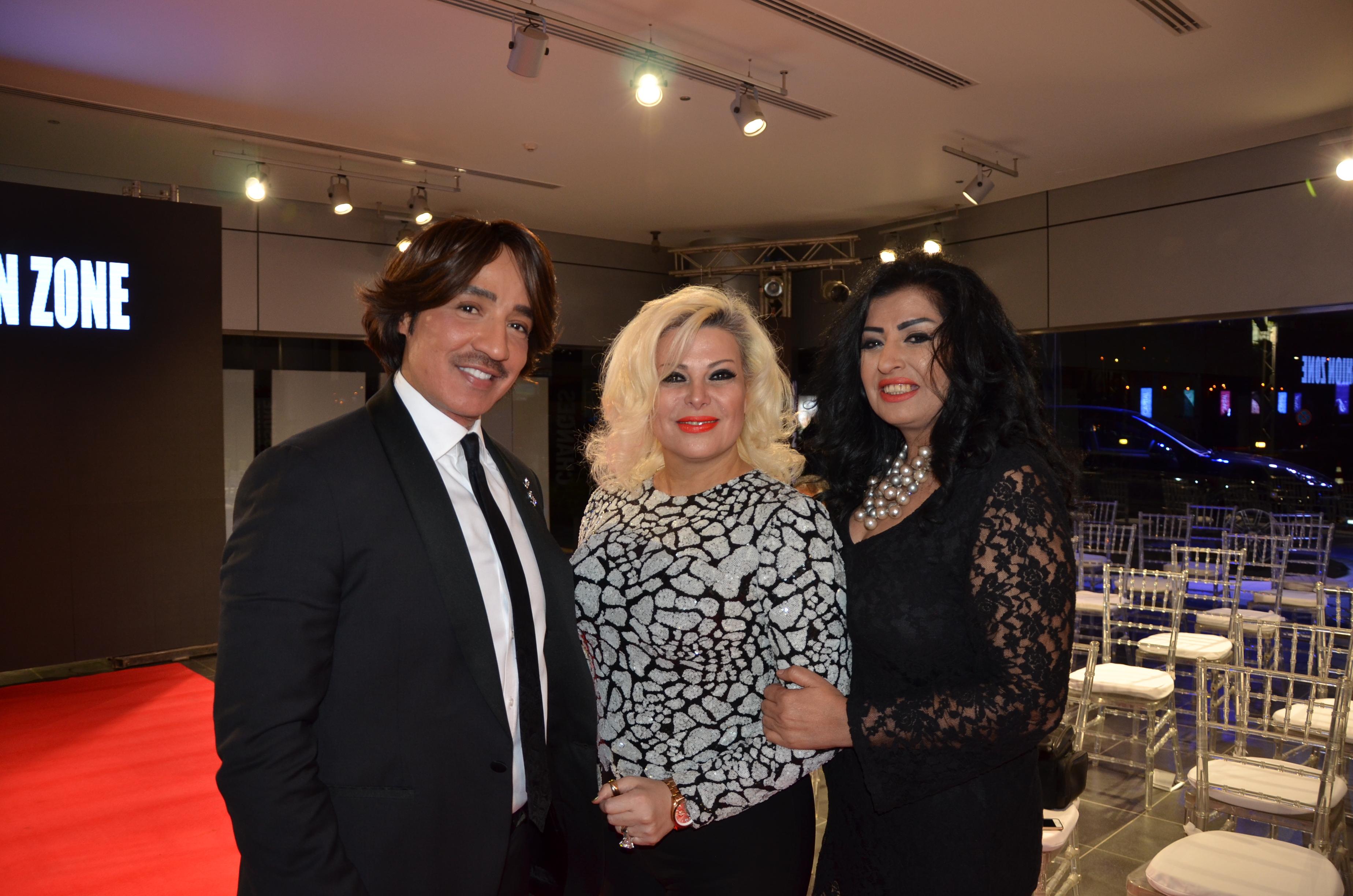 Hany ElBehairy, Ms. Laila Sheta & Ms. Ghada Erian