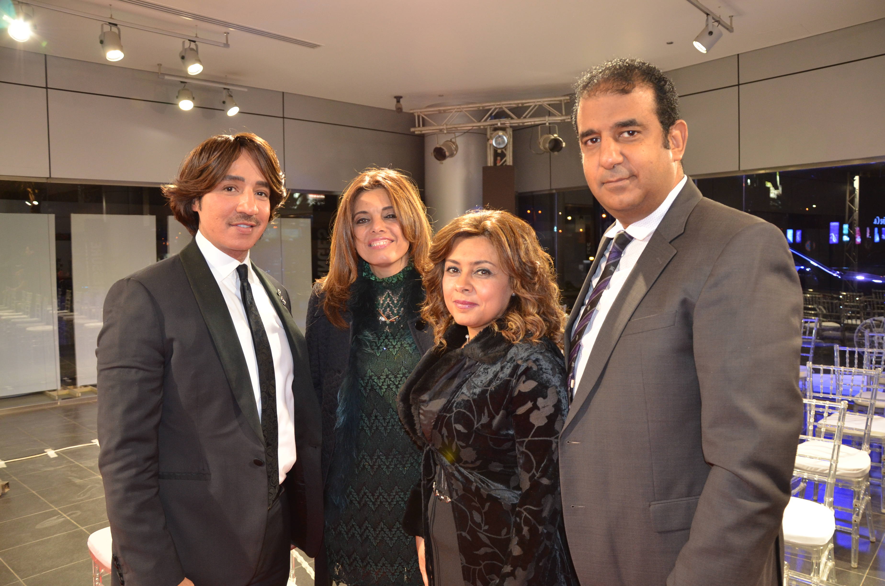 Hany ElBehairy, Ms. Heba Kamal, Ms. Hala Kamal & Mr. Maged Sherif