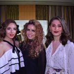 Ms. Farah Galal, Ms. Sherine Hamdy & Ms. Noha Elsherbiny