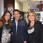 Ms. Indji Ghattas, Mr. Ibrahim Ghattas & Ms. Mariam Ghattas