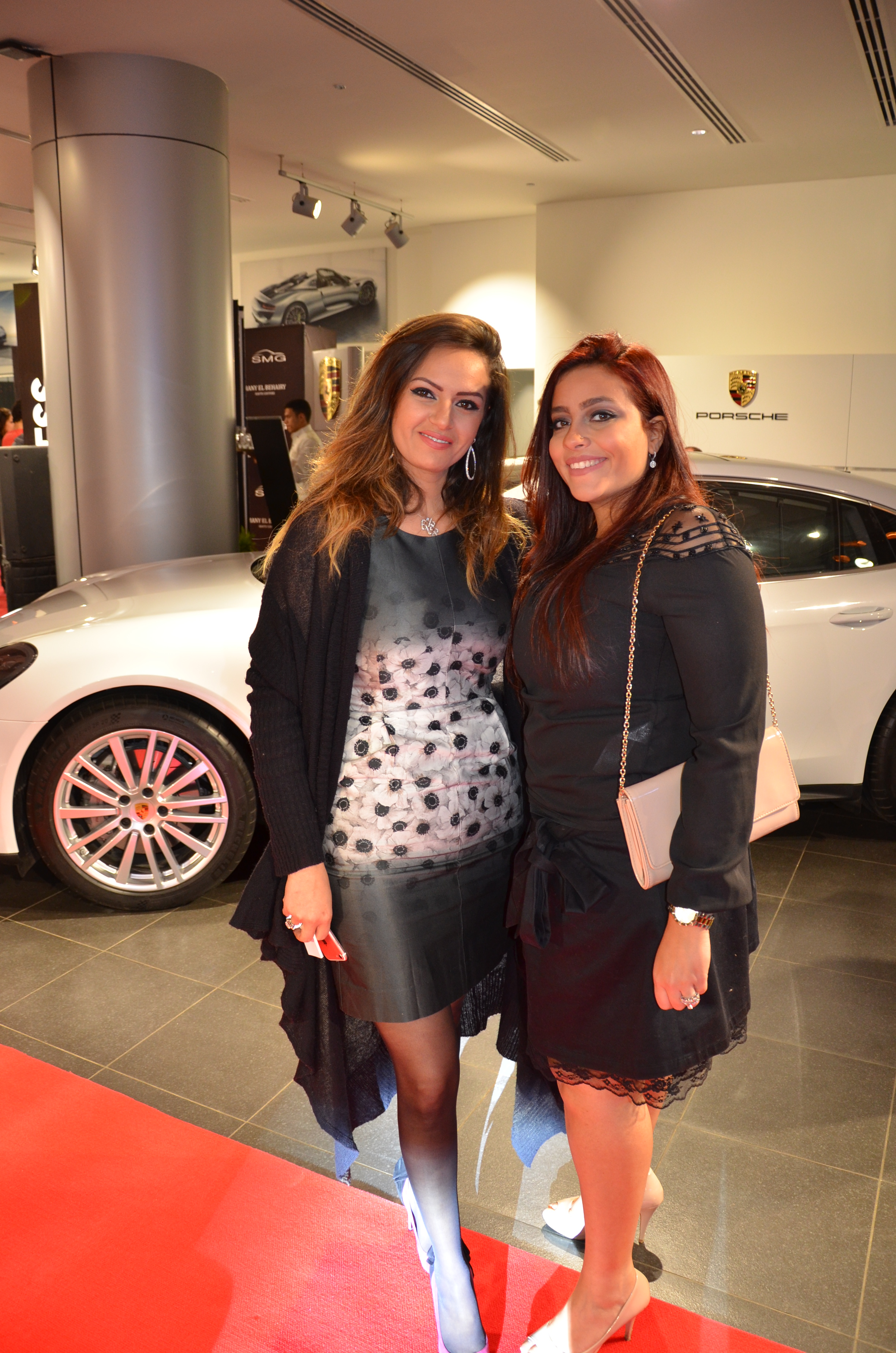 Ms. Indji Ghattas & Ms. Yomna Farahat