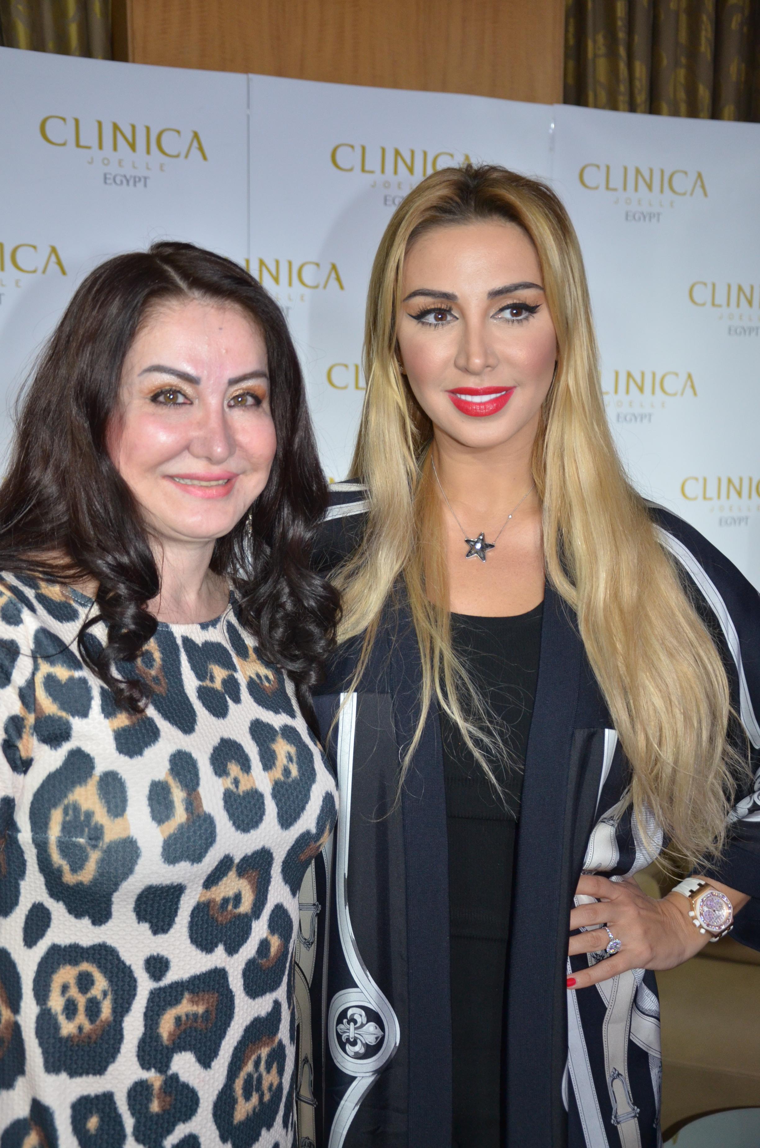 Wafaa Salem & Joelle Mardinian