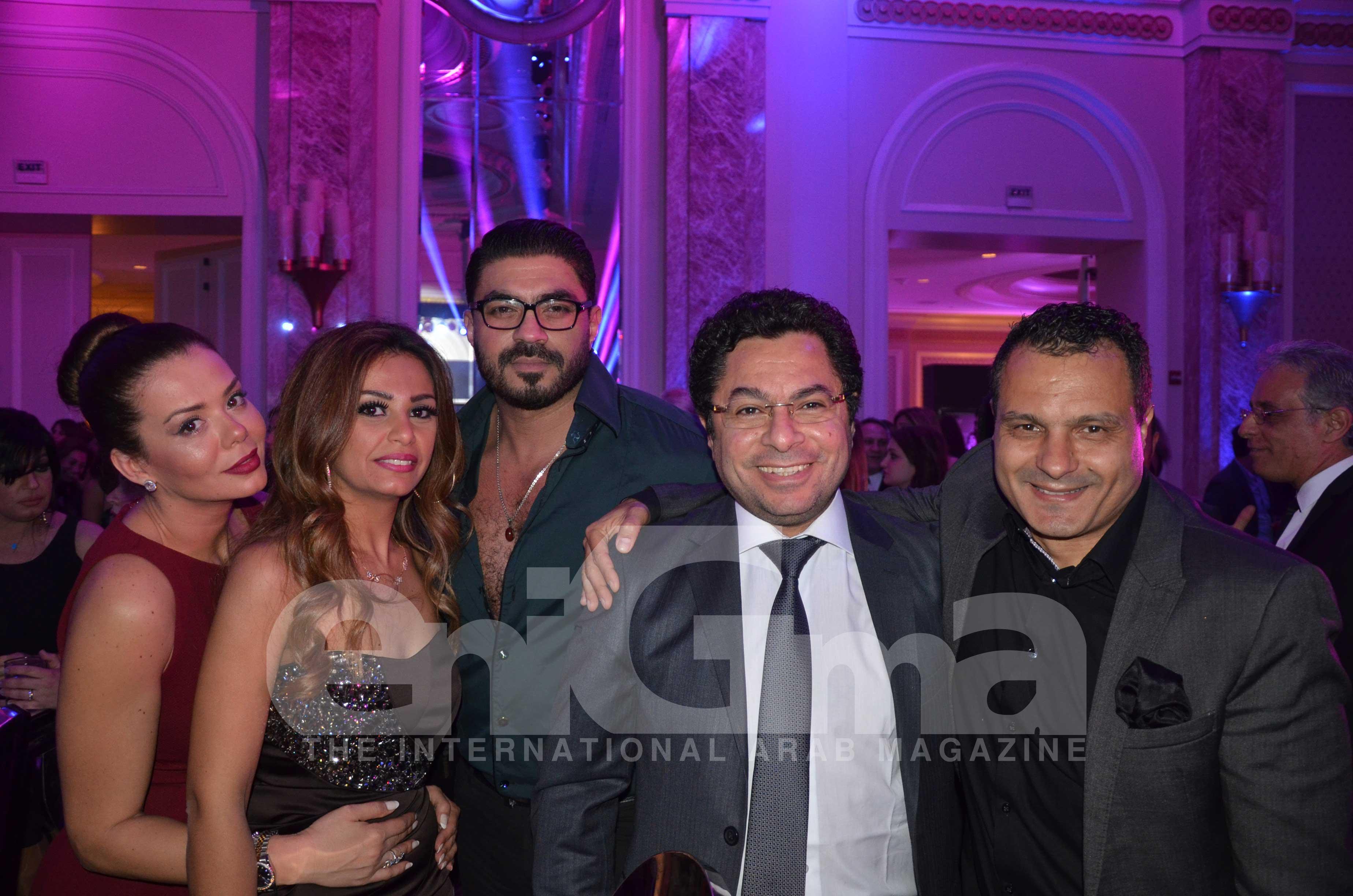 Amy, Ms. Khayreya Hesham, Khaled Selim, Mr. Kahled Abu Bakr & Mr. Ahmed Beltagy