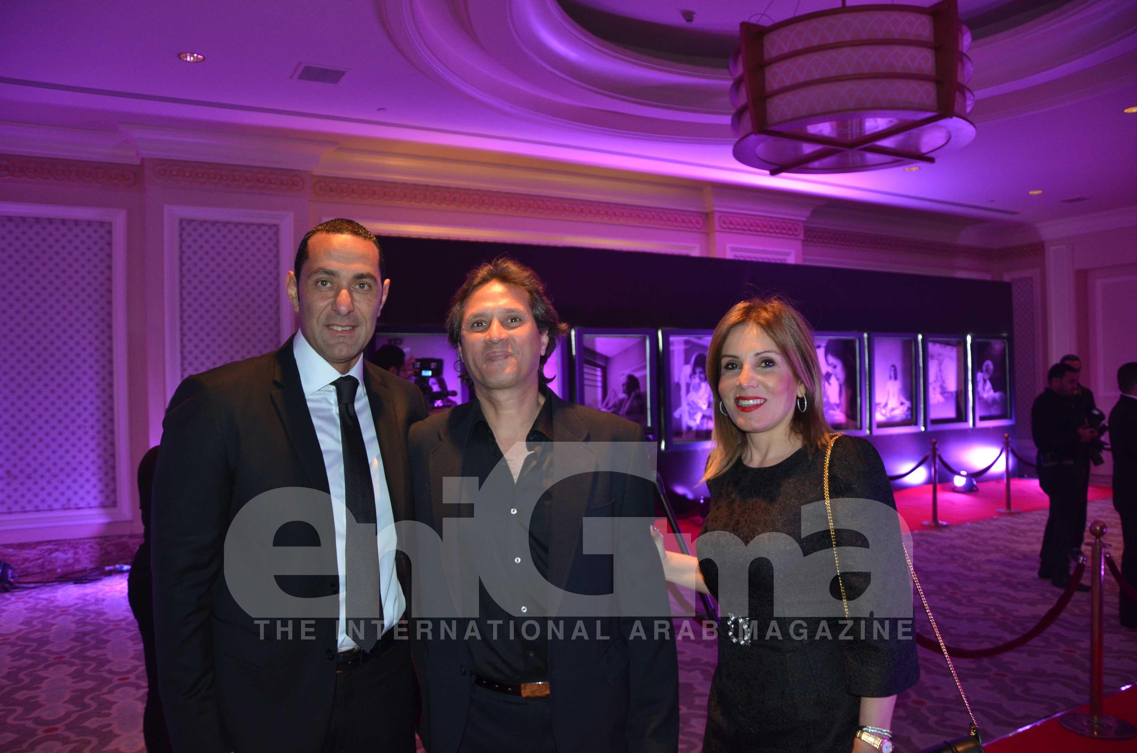 Dr. Akram El Adawy & Mr. and Mrs. Ahmed Zulfiqar