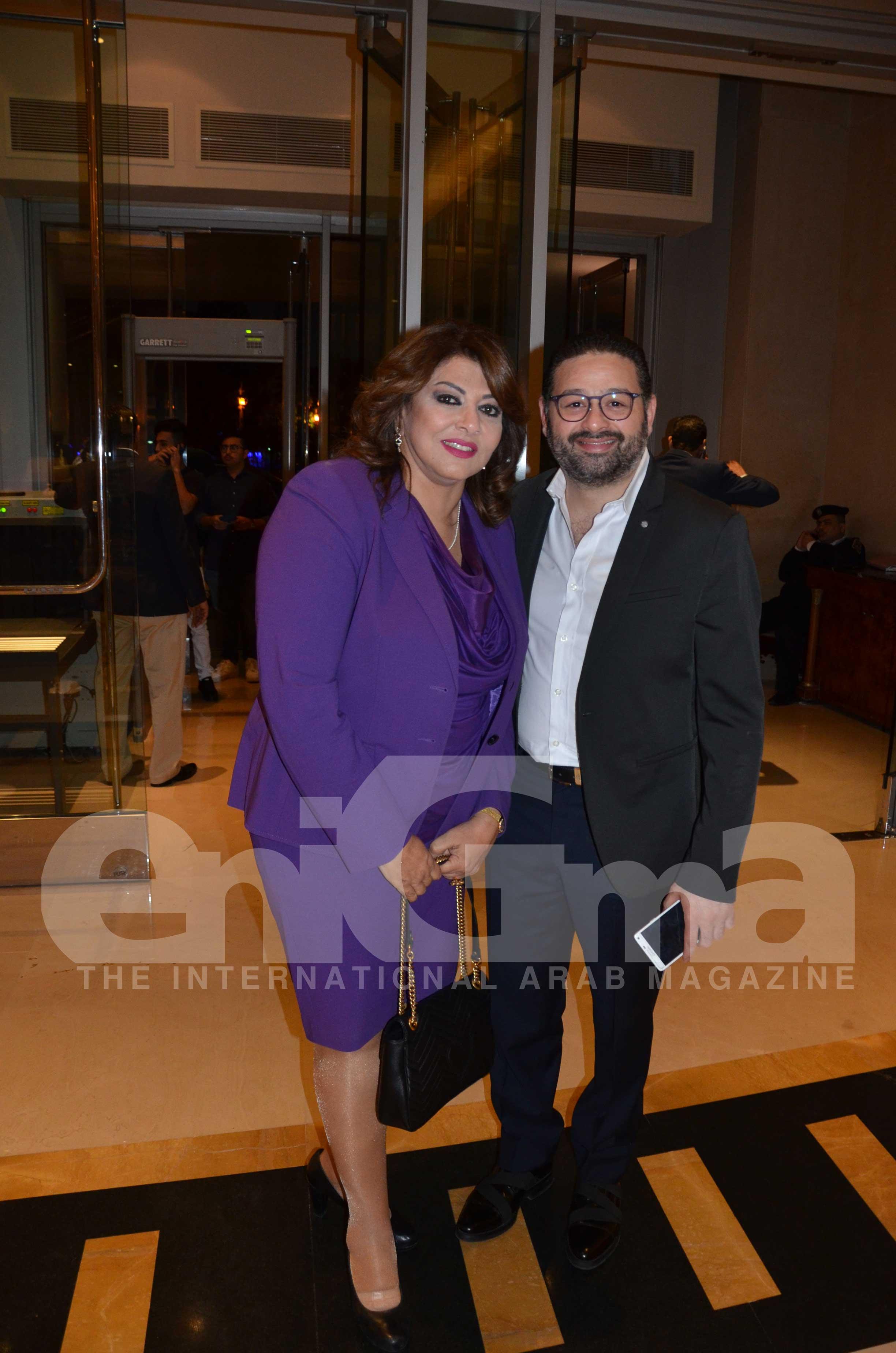 Hala Sedki & Amir Shahin