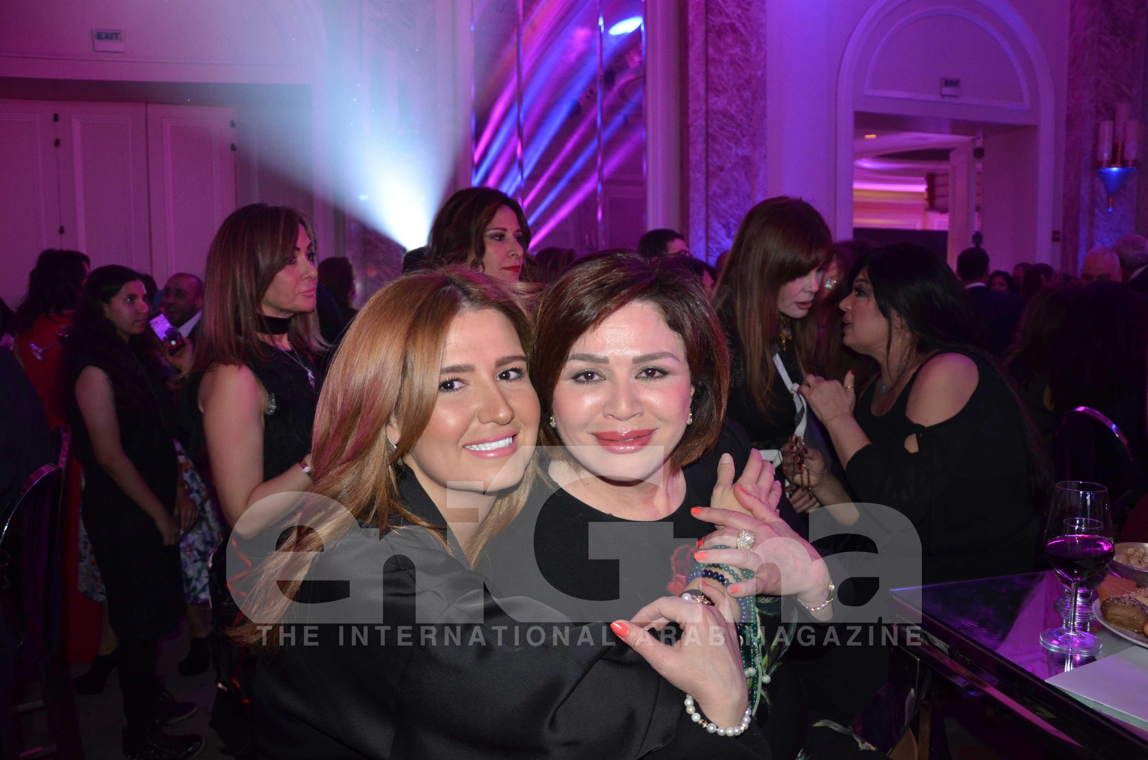 Hana Shiha & Elham Shahain