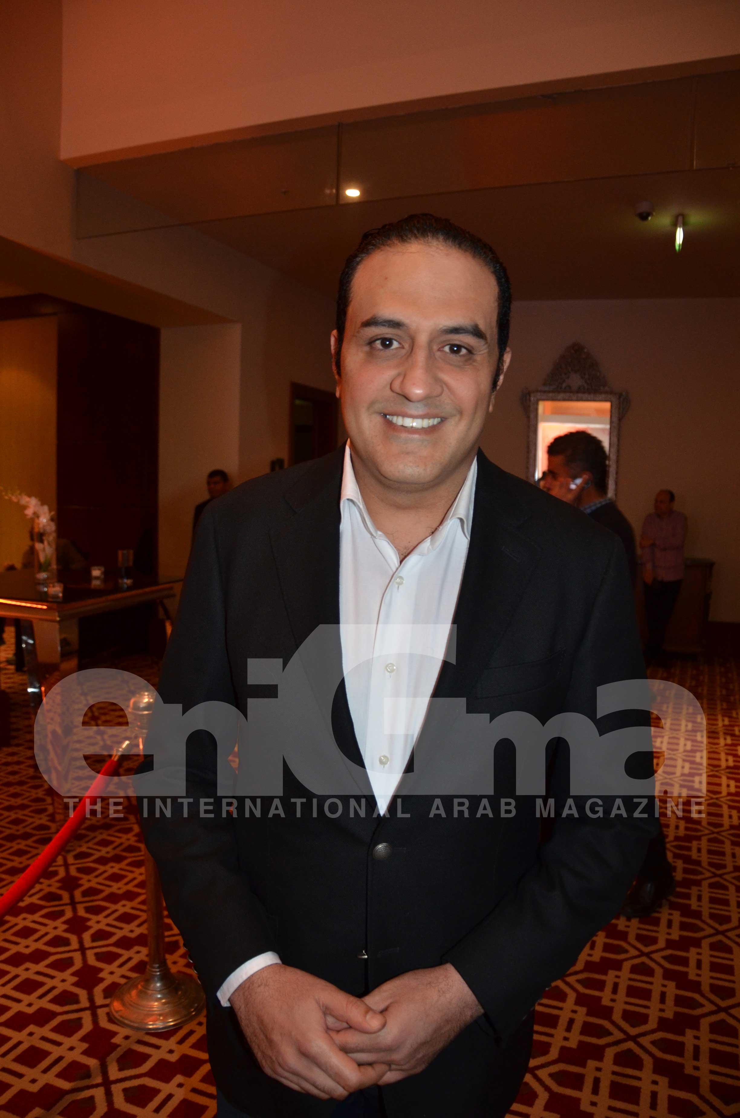 Khaled Sarhan