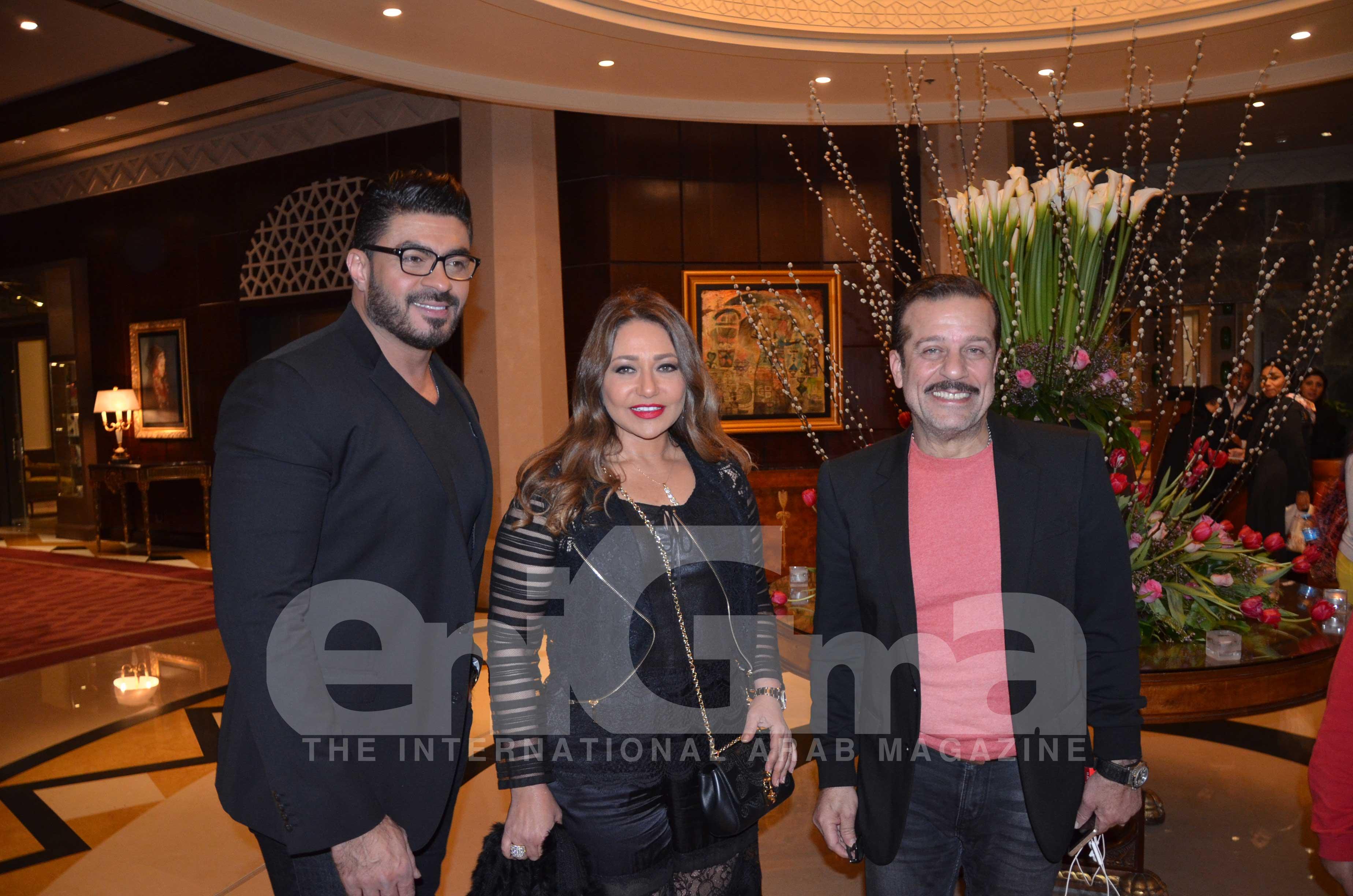 Khaled Selim, Laila Eloui & Sherif Mounir