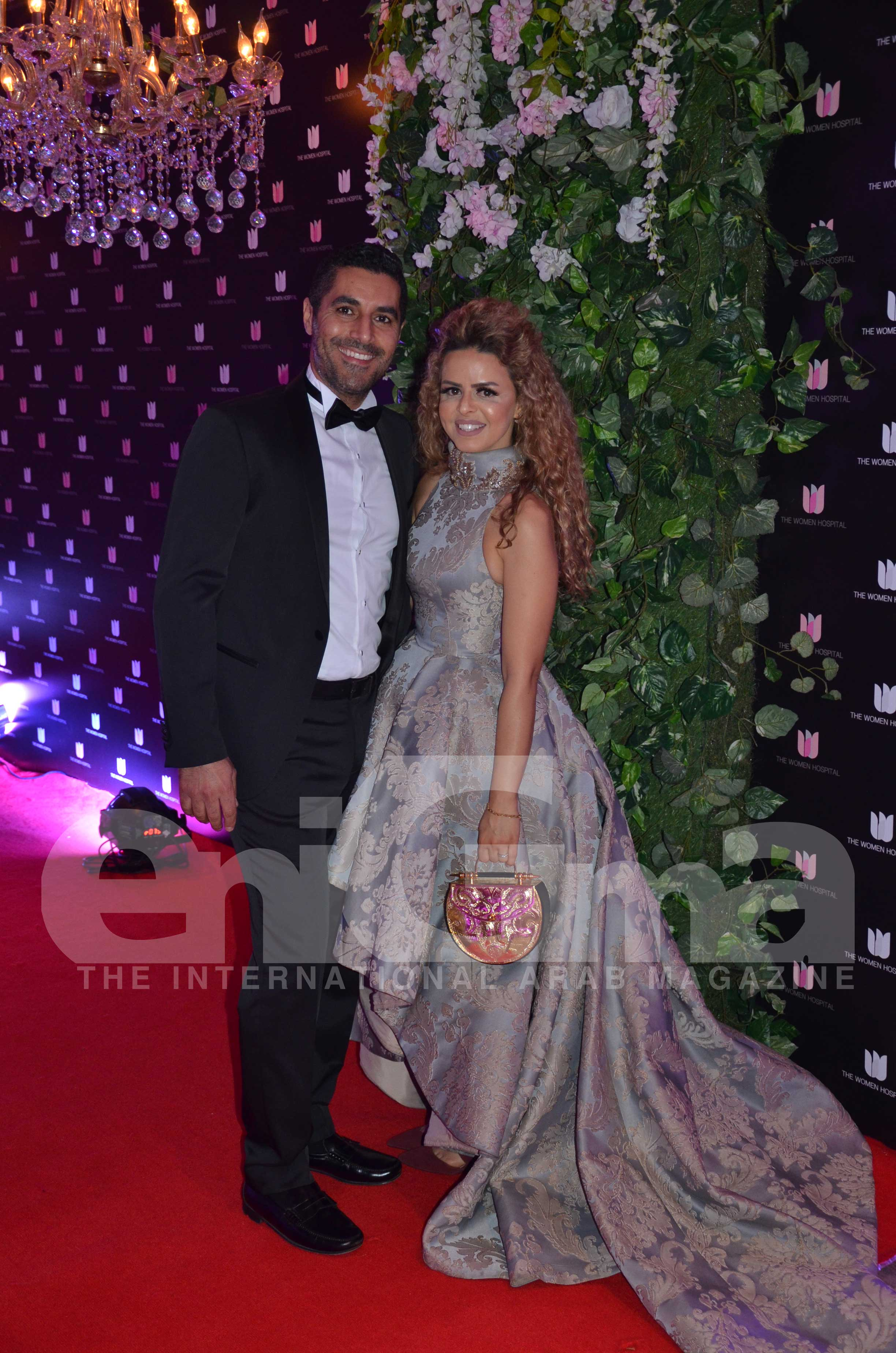 Mr. Ayman Salem & Ms. Sherry Hamdy