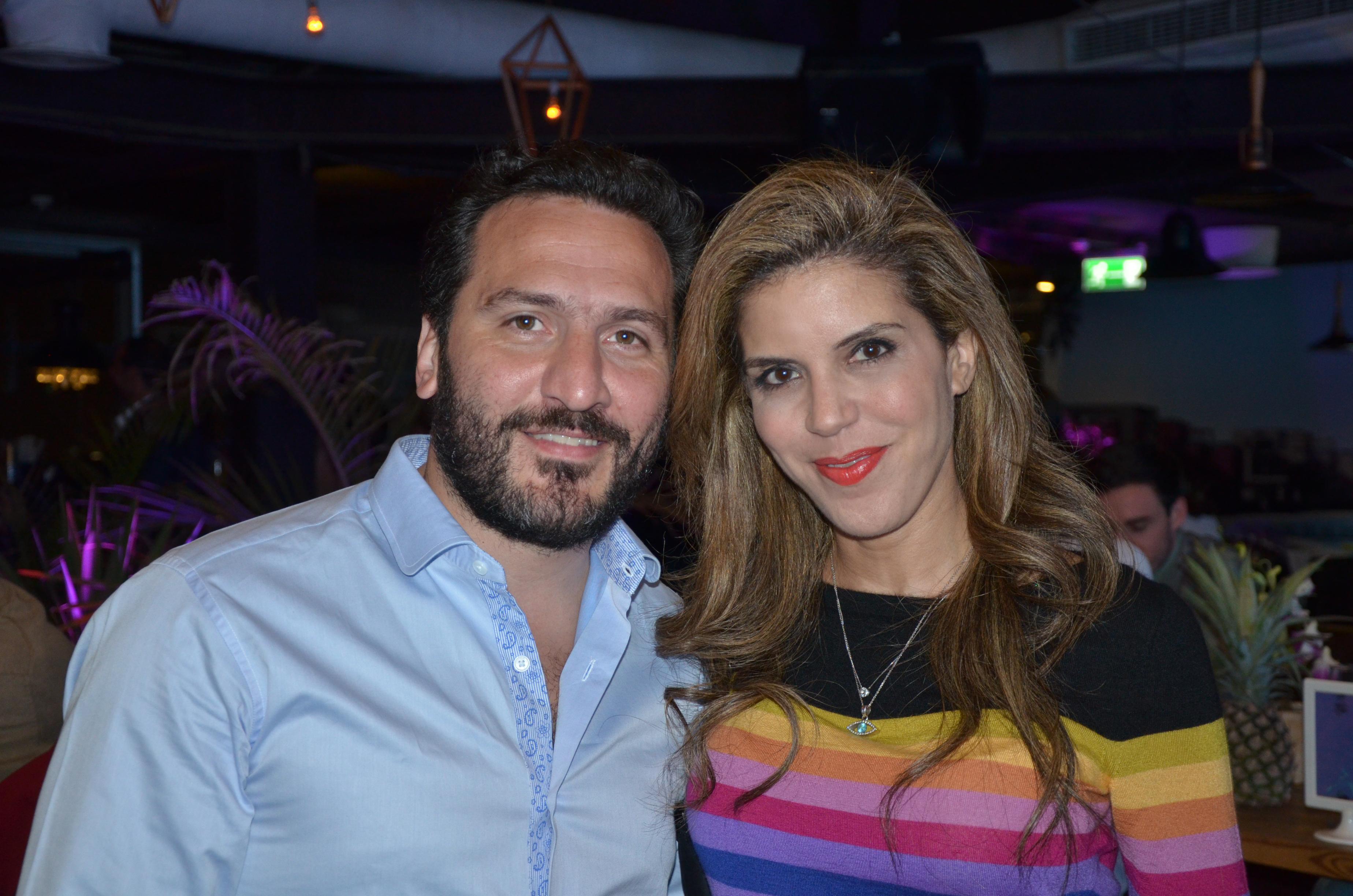 Mr. Hassan Abaza & Ms. Yasmine Shihata
