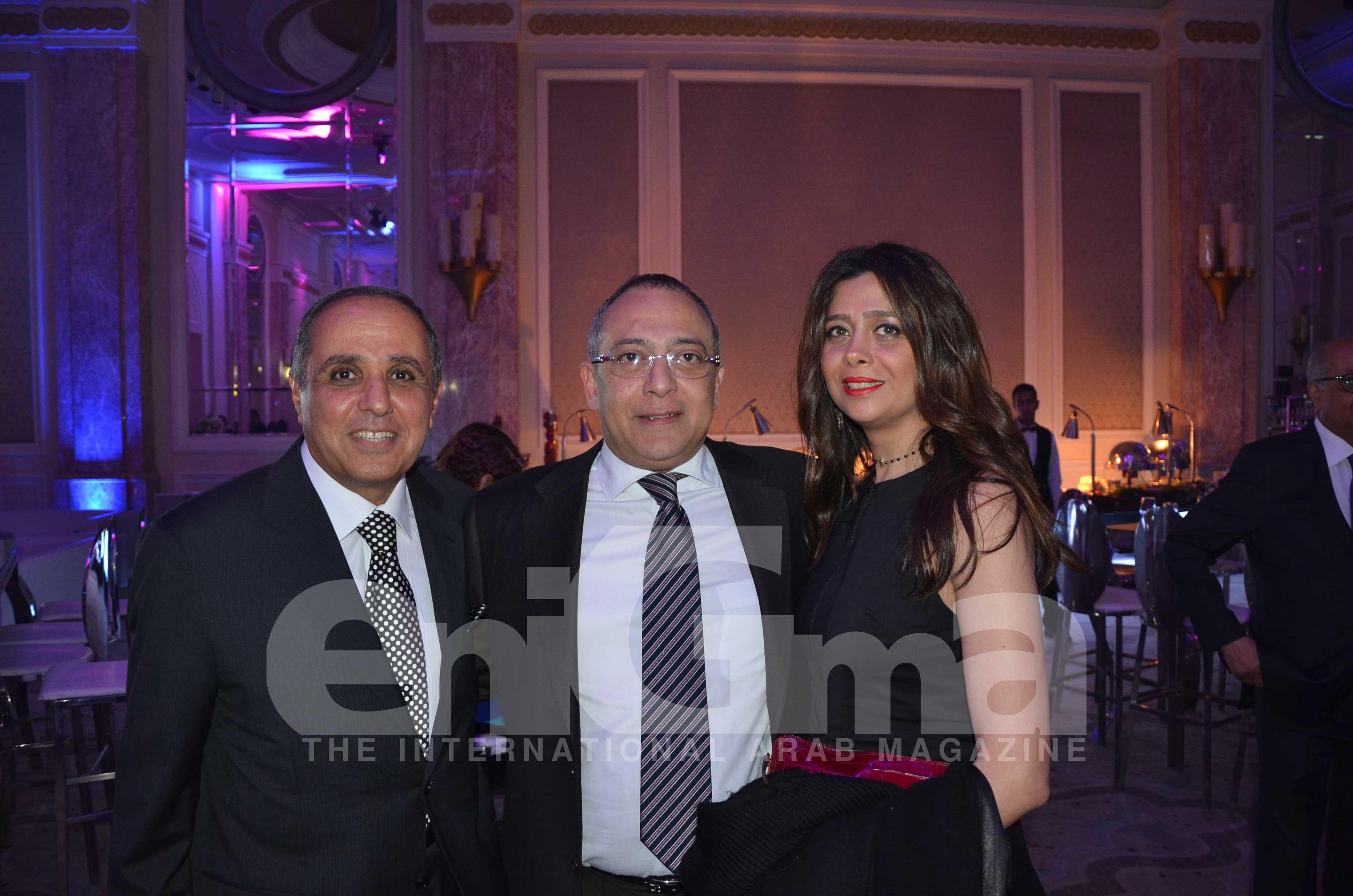 Mr. Mohamed Shawki, Mr. Tarek El Gindy & Ms. Hania Moussa