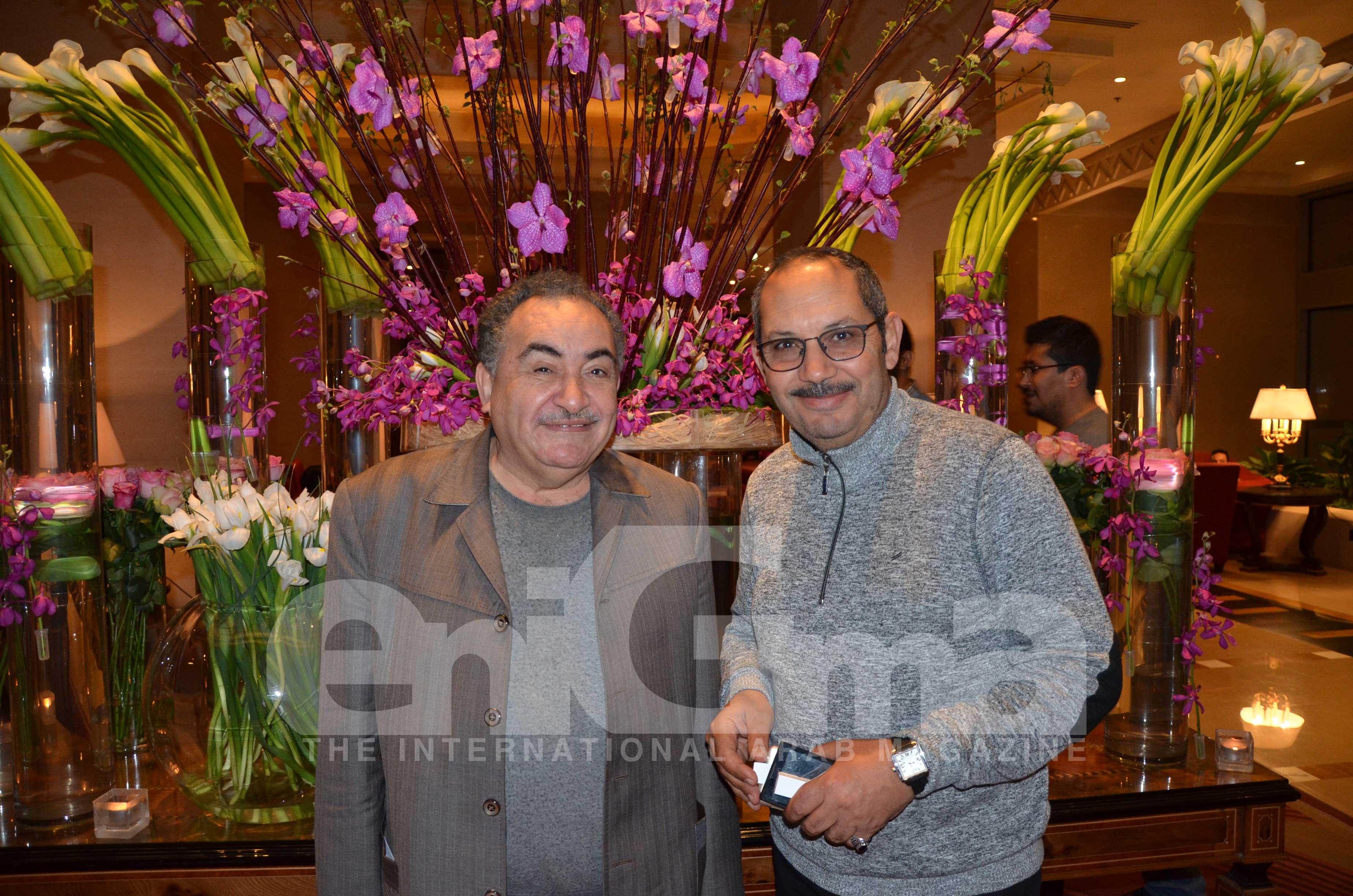 Mr. Saad El Asfar & Mr. Kamal Abu Raya