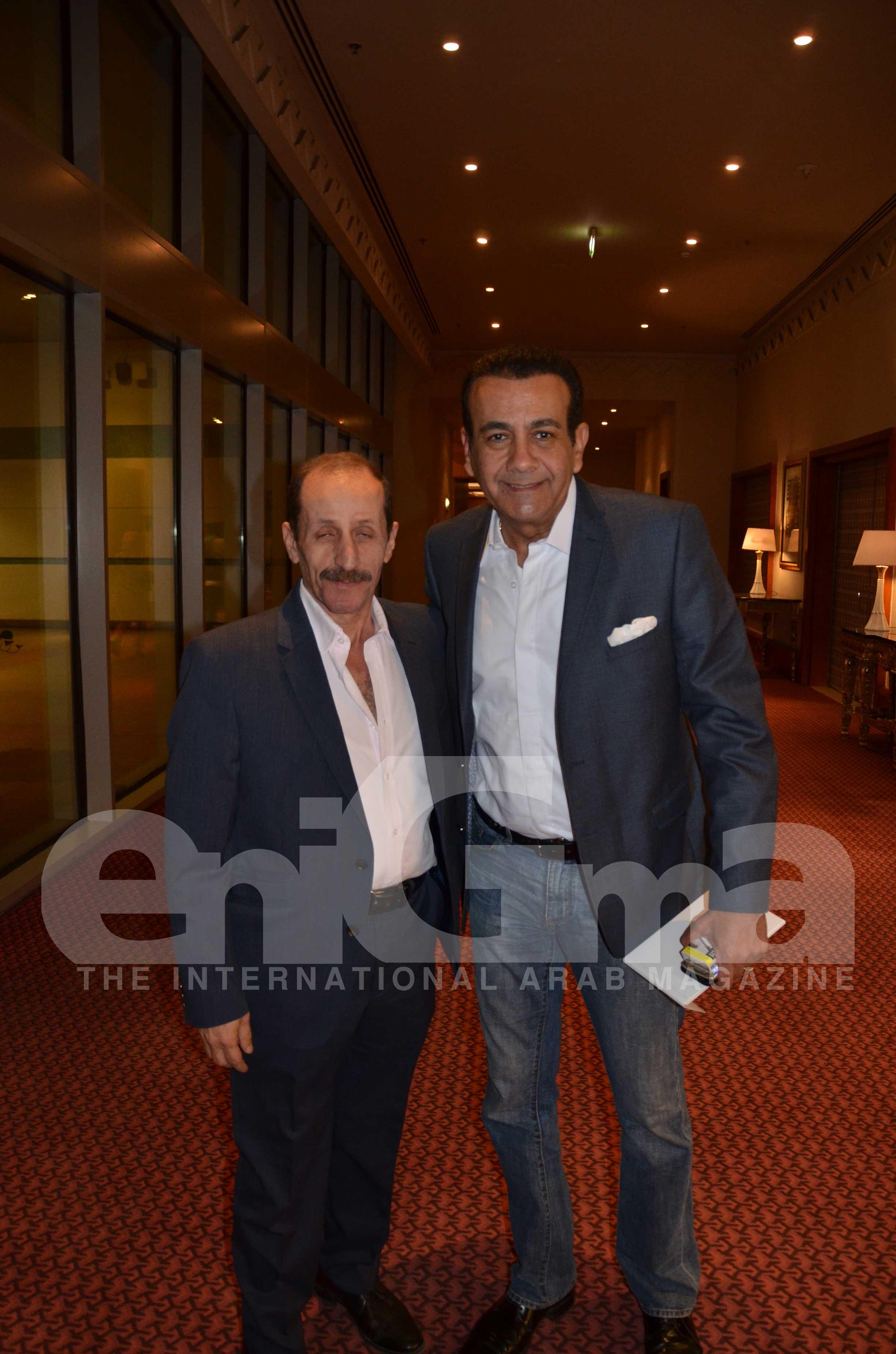 Mr. Yasser Ayoub & Osama Mounir