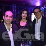 Mr. and Mrs. Ihab Mabrouk & Mr. Johnny Fadlallah