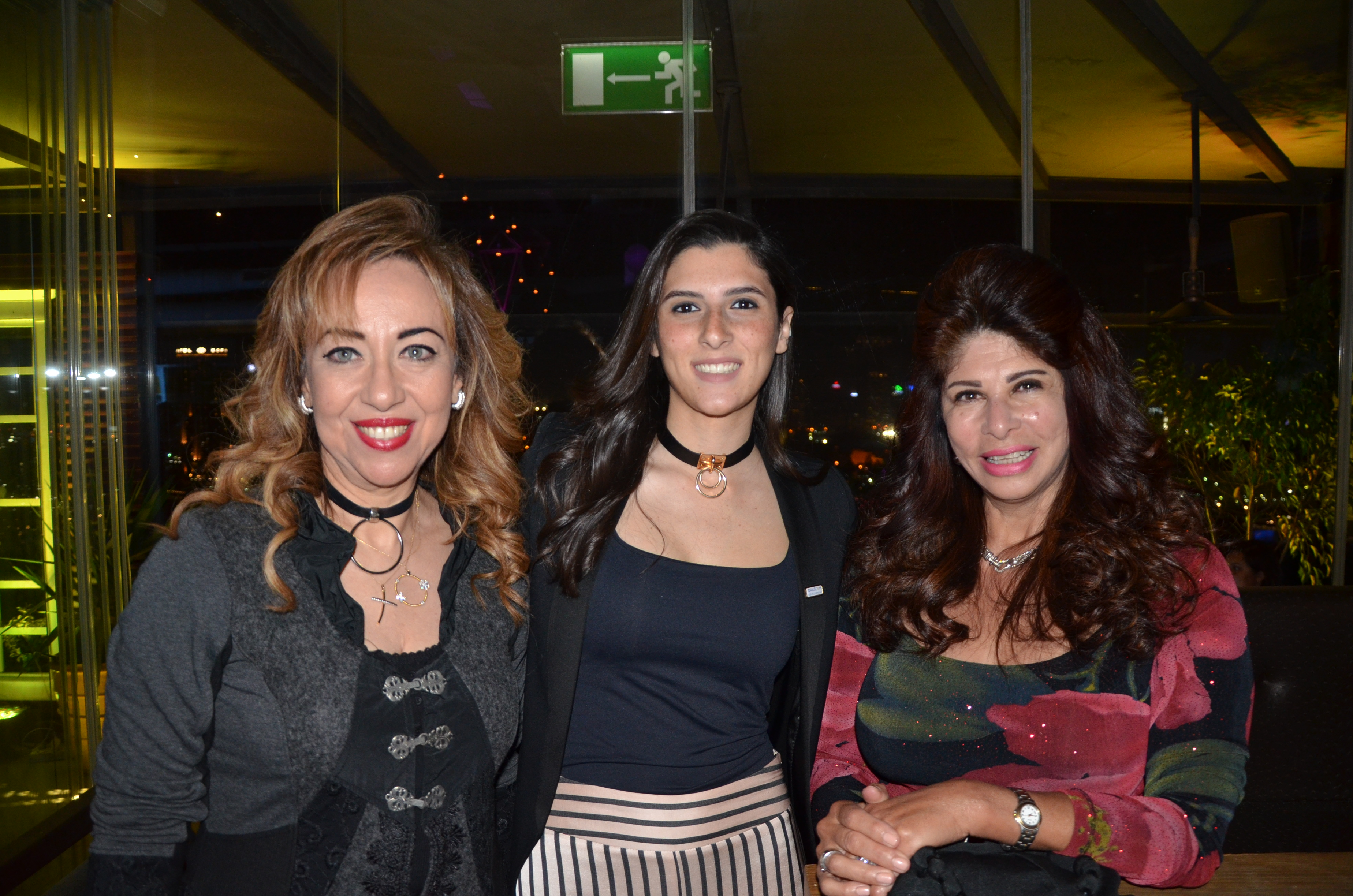 Ms. Dina Nashed, Ms. Yousra Abdel Wahab & Ms. Laila Aggag
