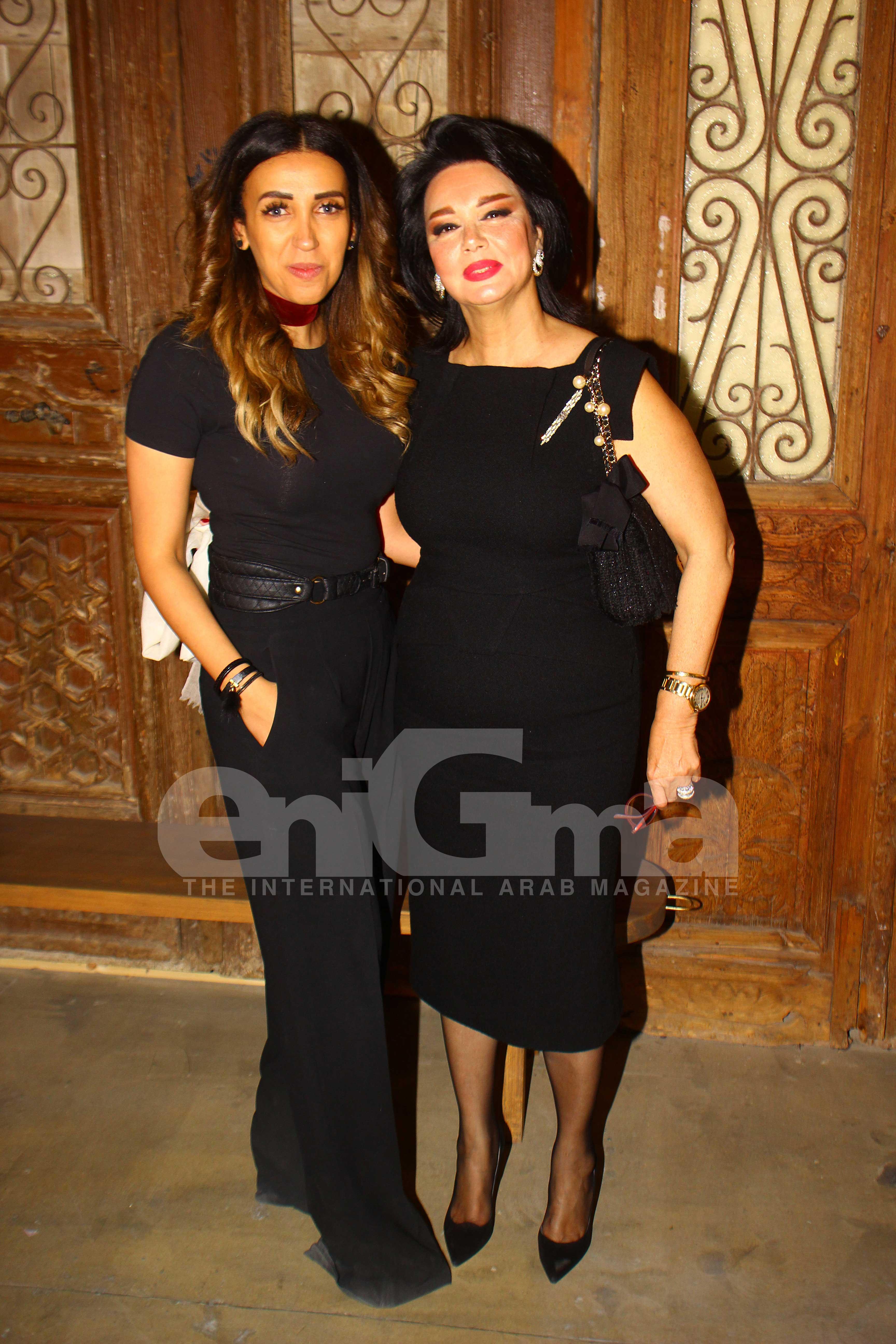Ms. Ekram Abed & Ms. Eman Saeed