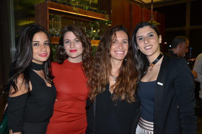 Ms. Malak Adel, Ms. Thimar Diab, Ms. Shaza Abdel Hady & Ms. Yousra Abdel Wahab