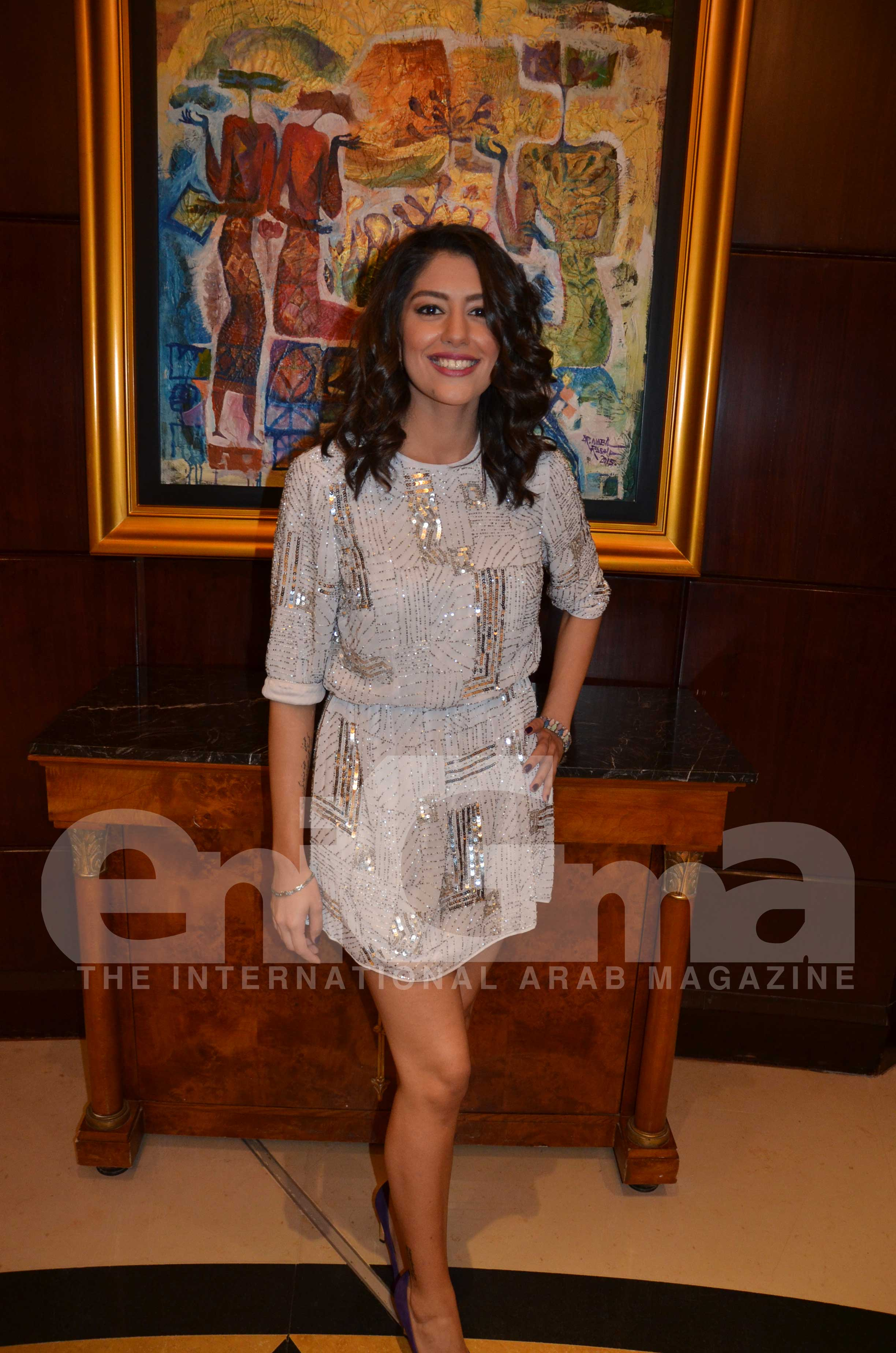 Ms. Mirna El Helbawi