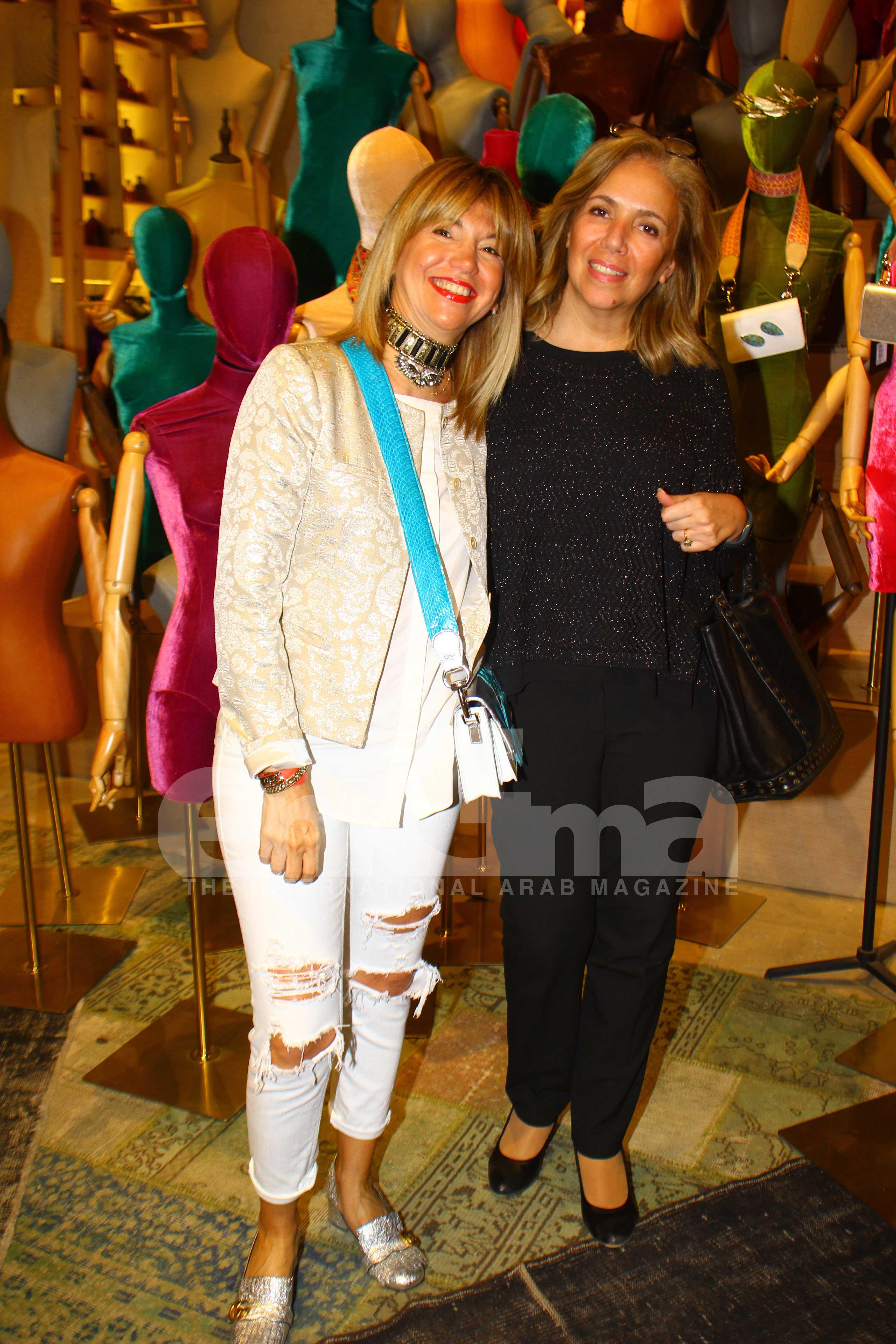 Ms. Rania Teymour & Ms. Sherine Rahmy