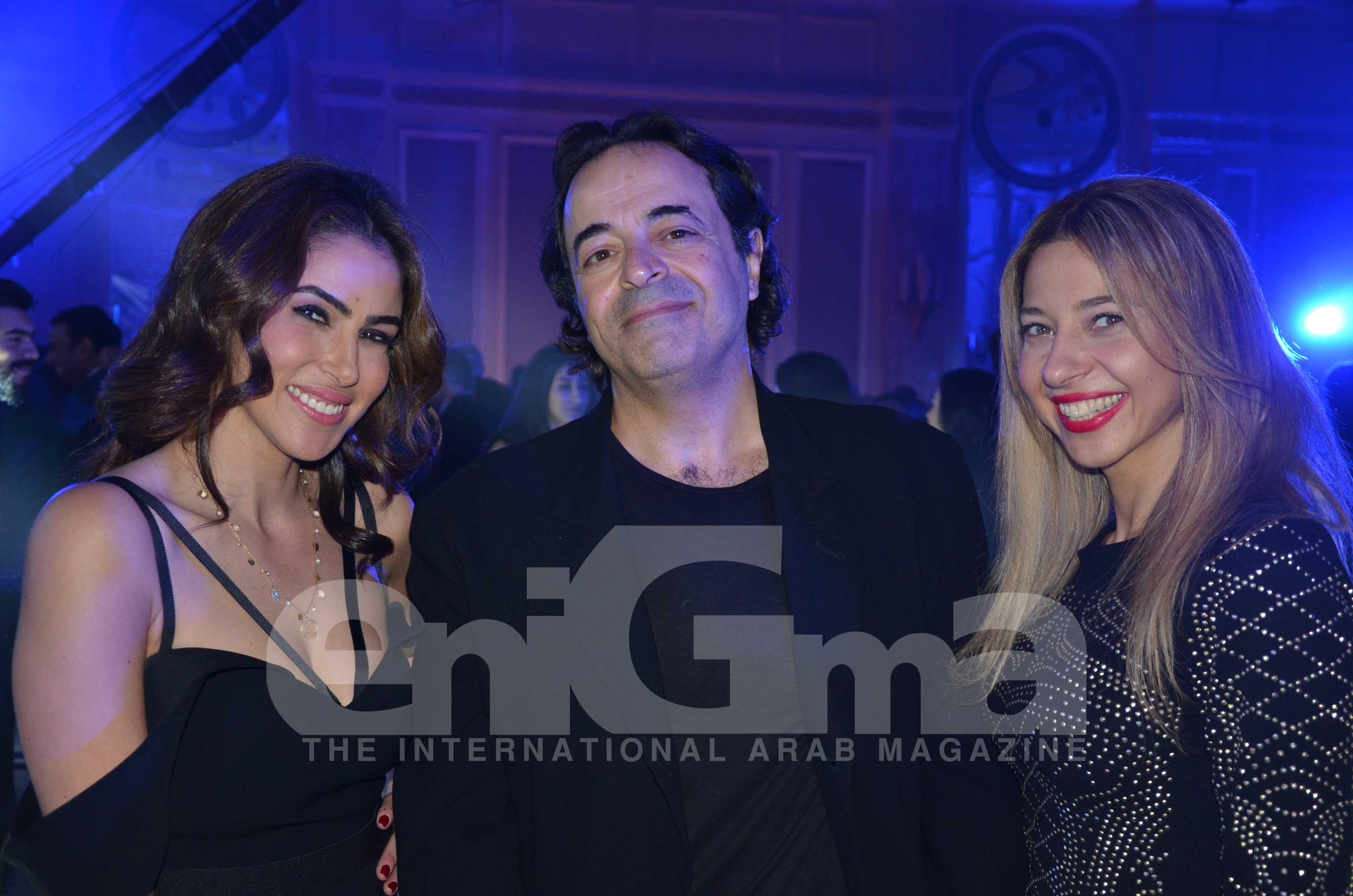 Ms. Yasmine Refaat, Mr. Omar Eslam & Ms. Dina Mounir