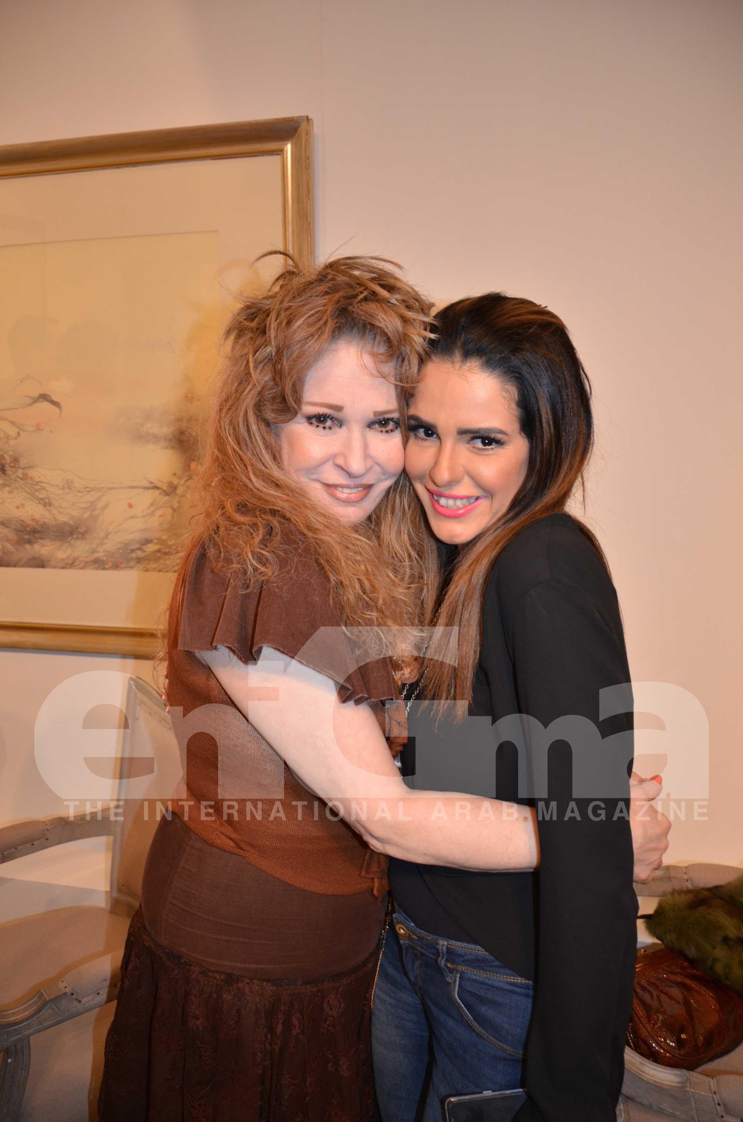 Nelly & Donia Abdel Aziz