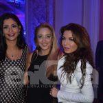 Sandy, Ms. Yasmine El Adawy & Ms. Nagla Badr
