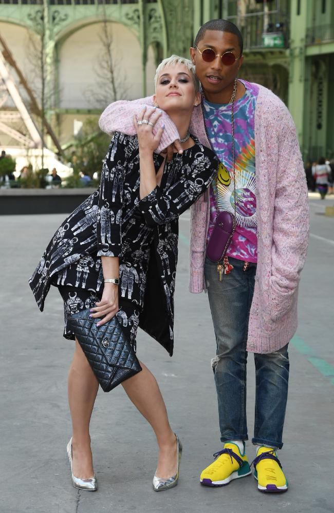 Katy Perry & Pharrell Williams