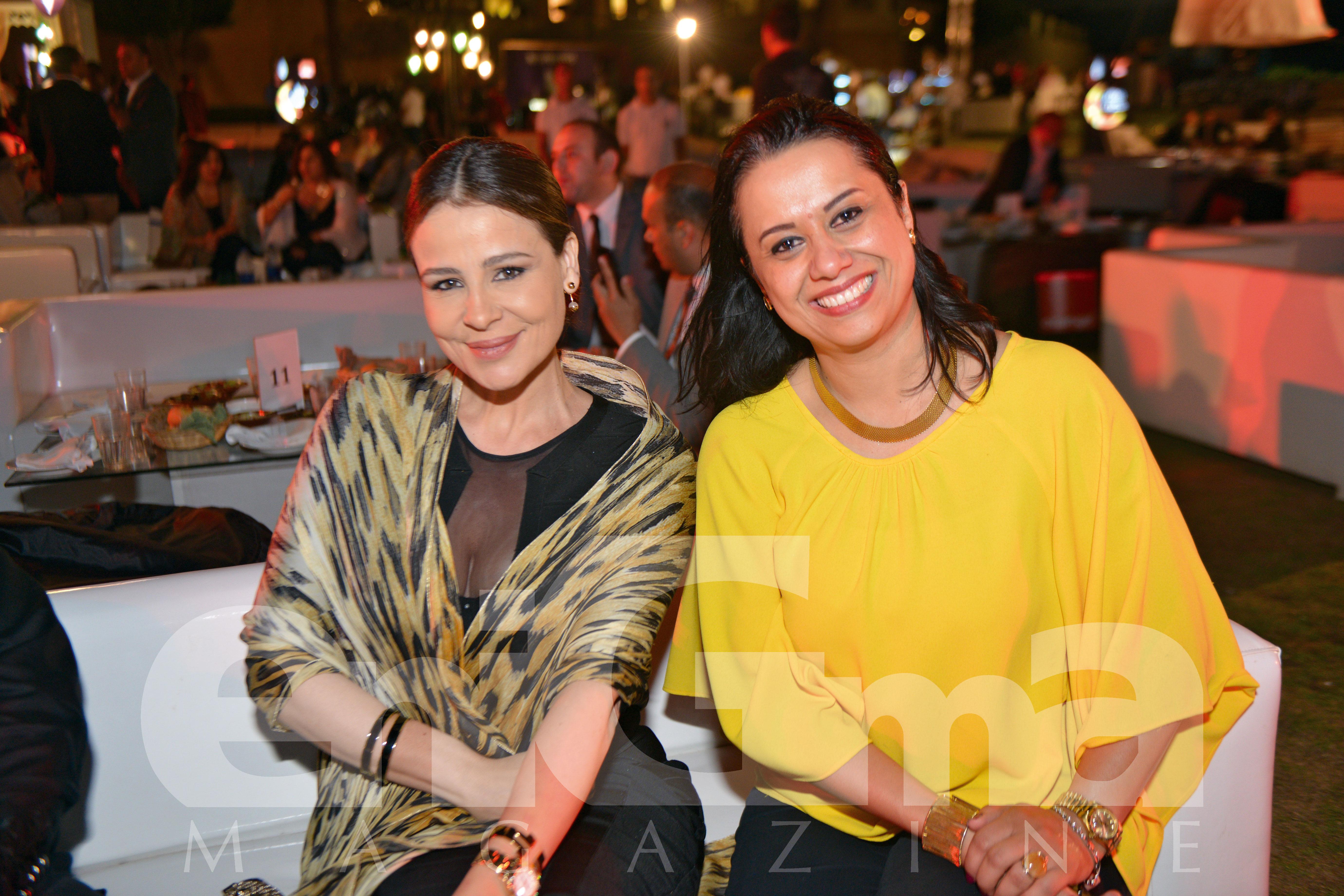 Carole-Samaha-&-Hala-Abdelwadud