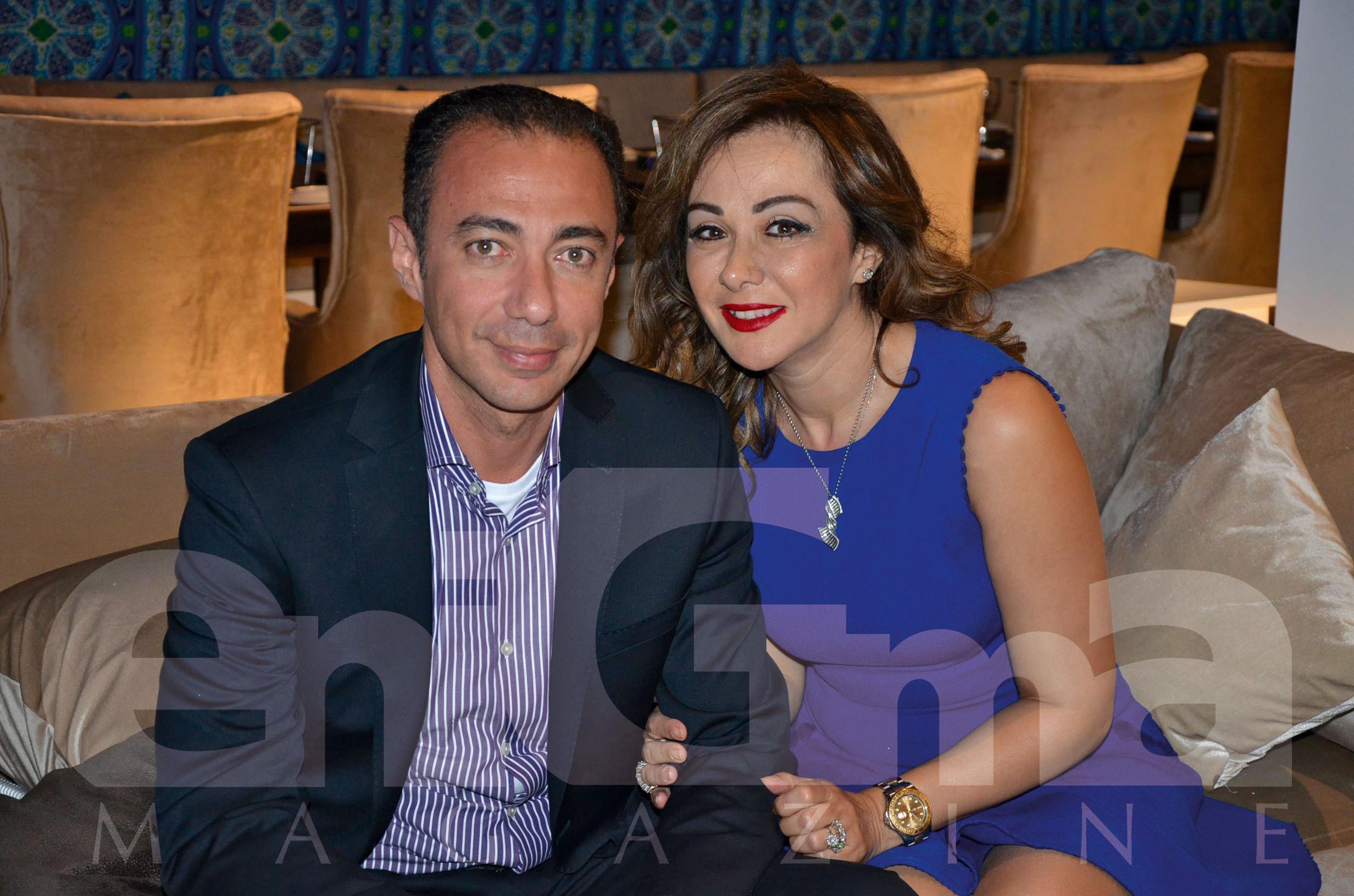Dr.-Sherif-Basha-&-Dr.-Manal-Bebawi