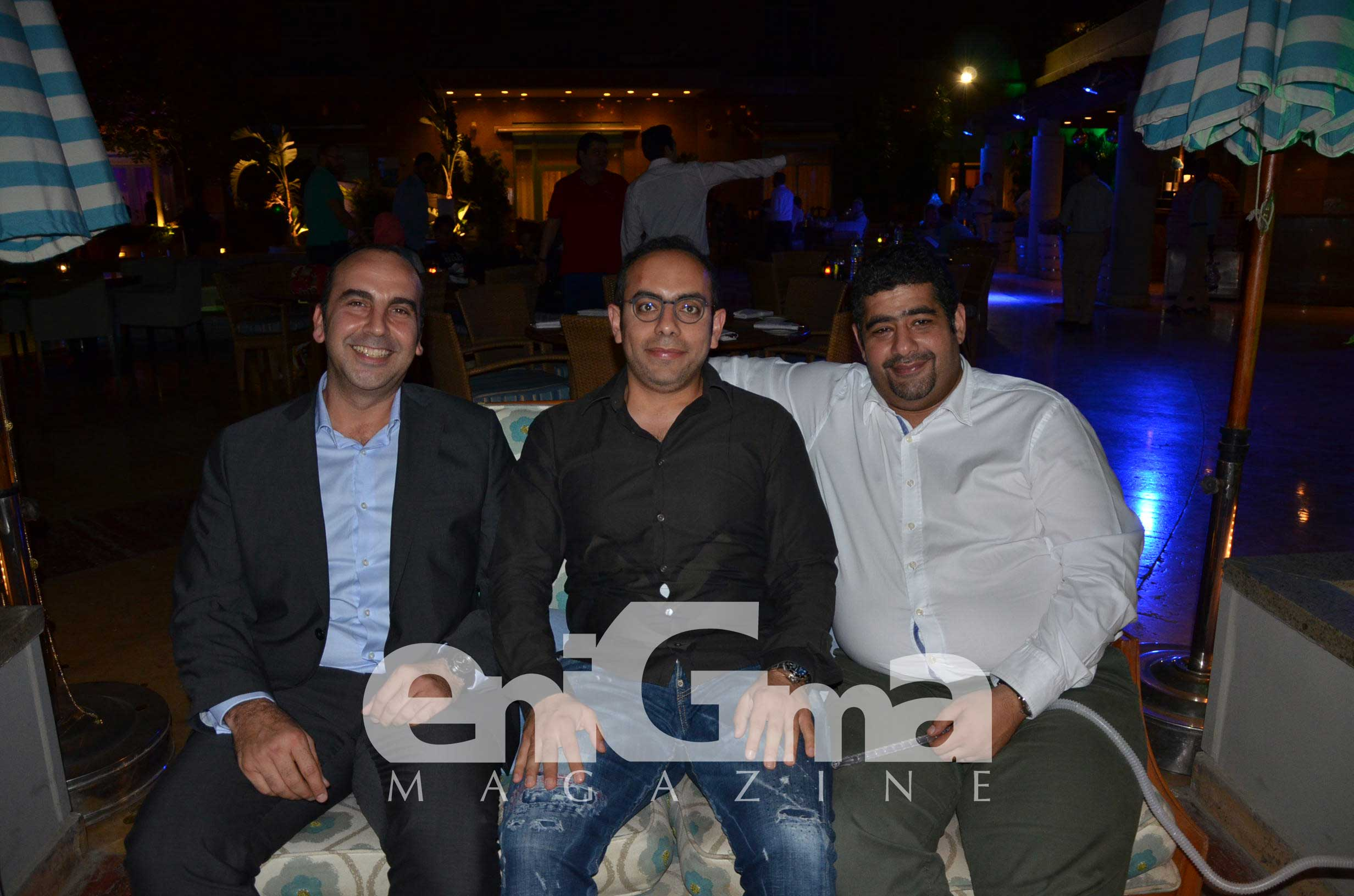 Mr.-Wael-Badran,-Mr.-Wael-Ismail-&-Mr.-Mohamed-Shoukri
