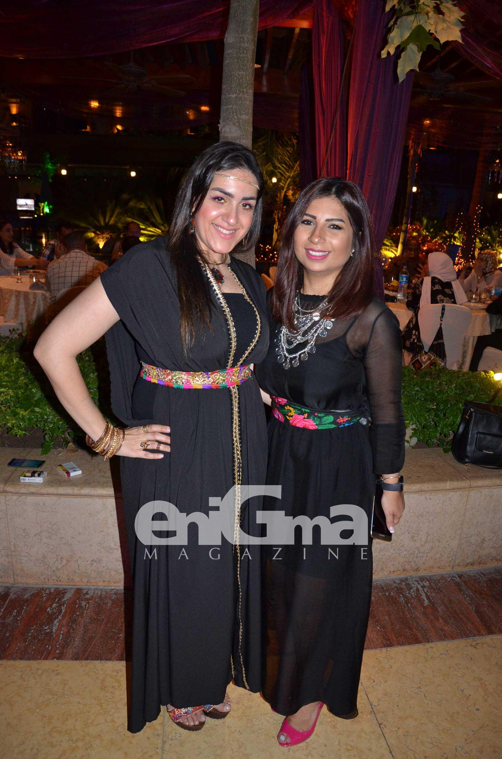Ms.-Nihal-Badran-&-Ms.-Aren-Hanna