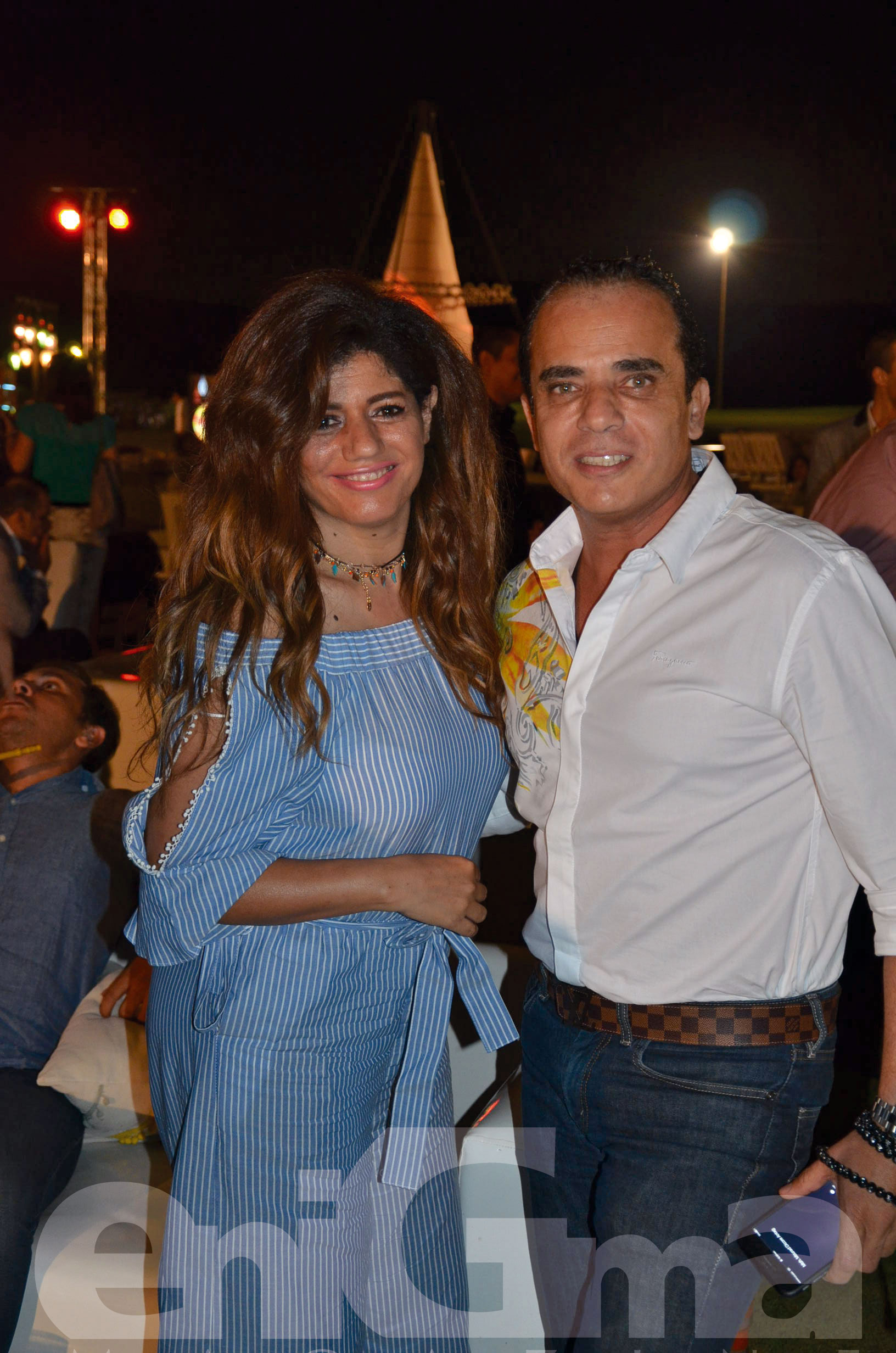 Ms.-Niveen-Hakim-&-Mohamed-El-Shakankeri-