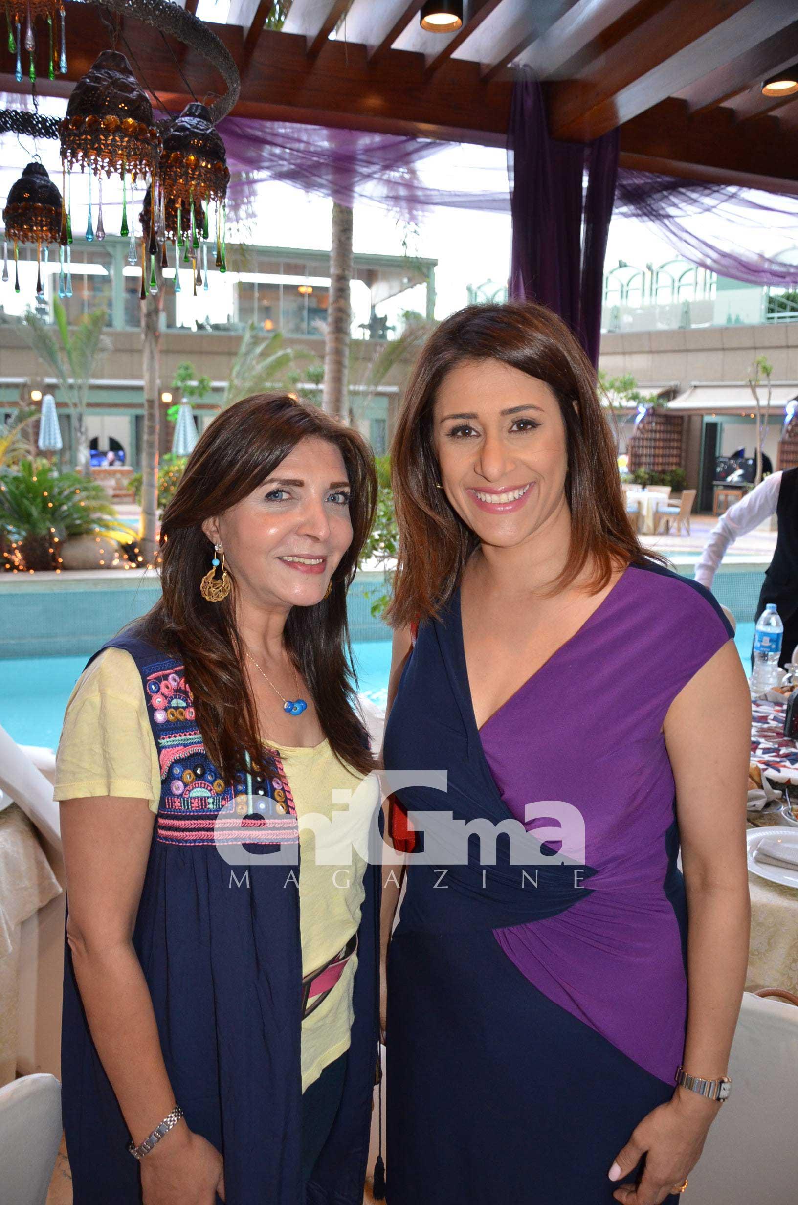 Ms.-Soha-Samir-&-Ms.-Donia-Salem