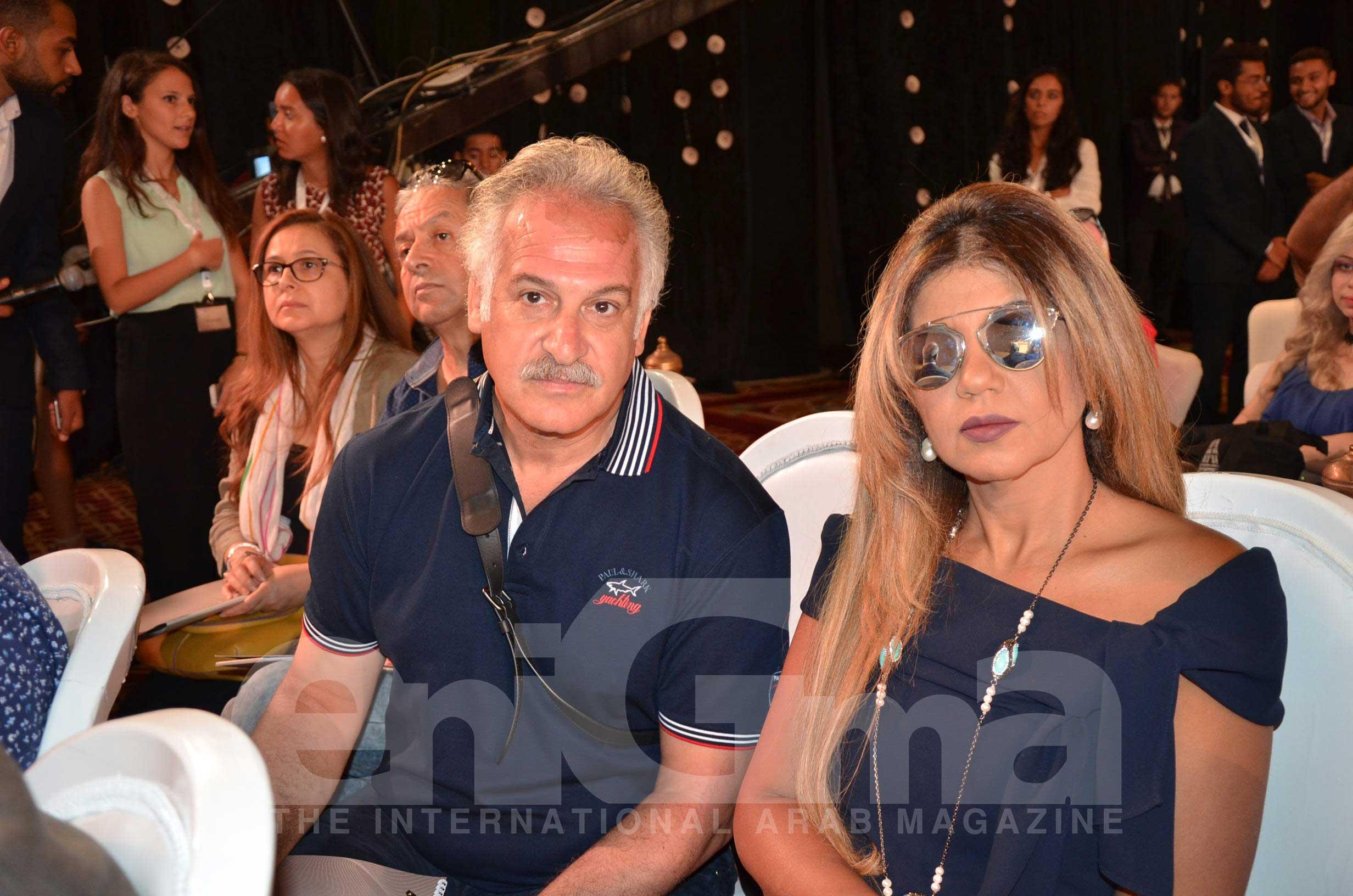 Mr.-Omar-Zahran-&-Poussy-Shalabi