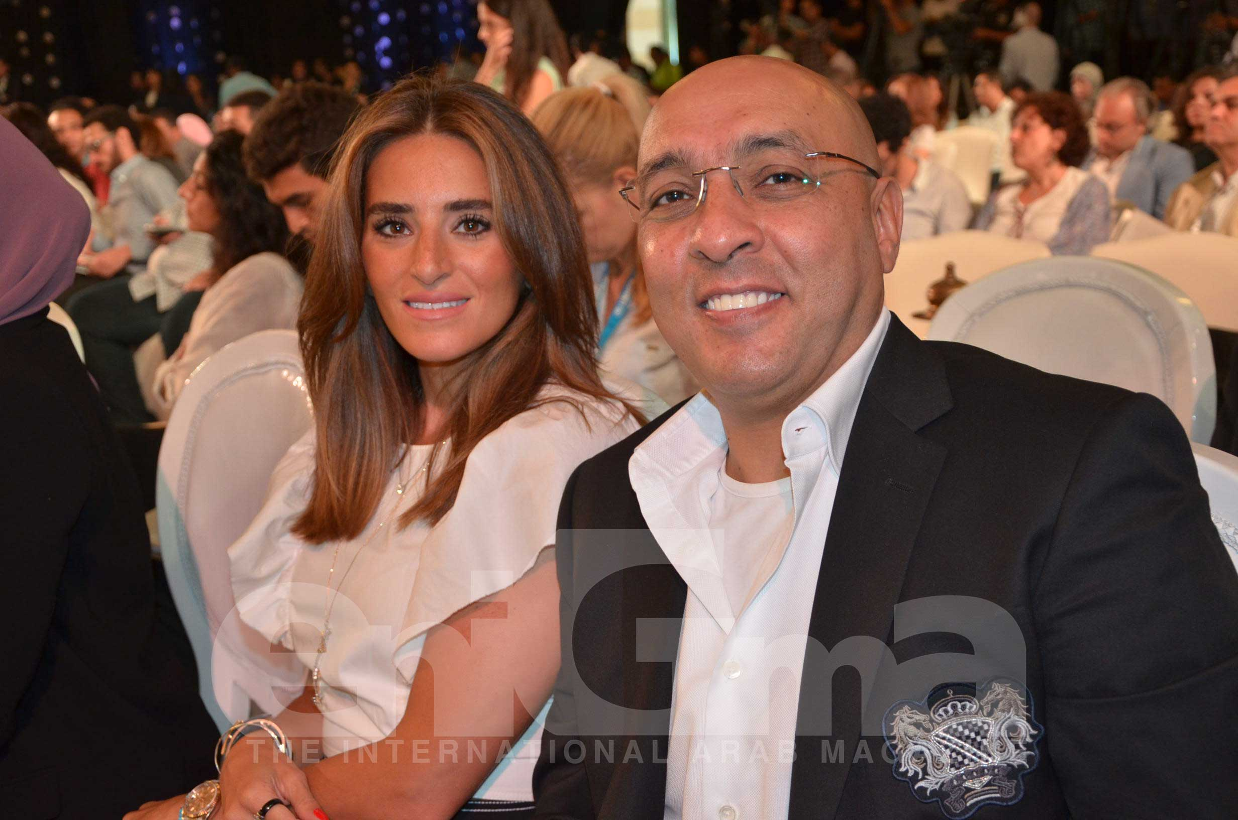 Ms.-Thuraya-Ismail-&-Mr.-Essam-Youssef