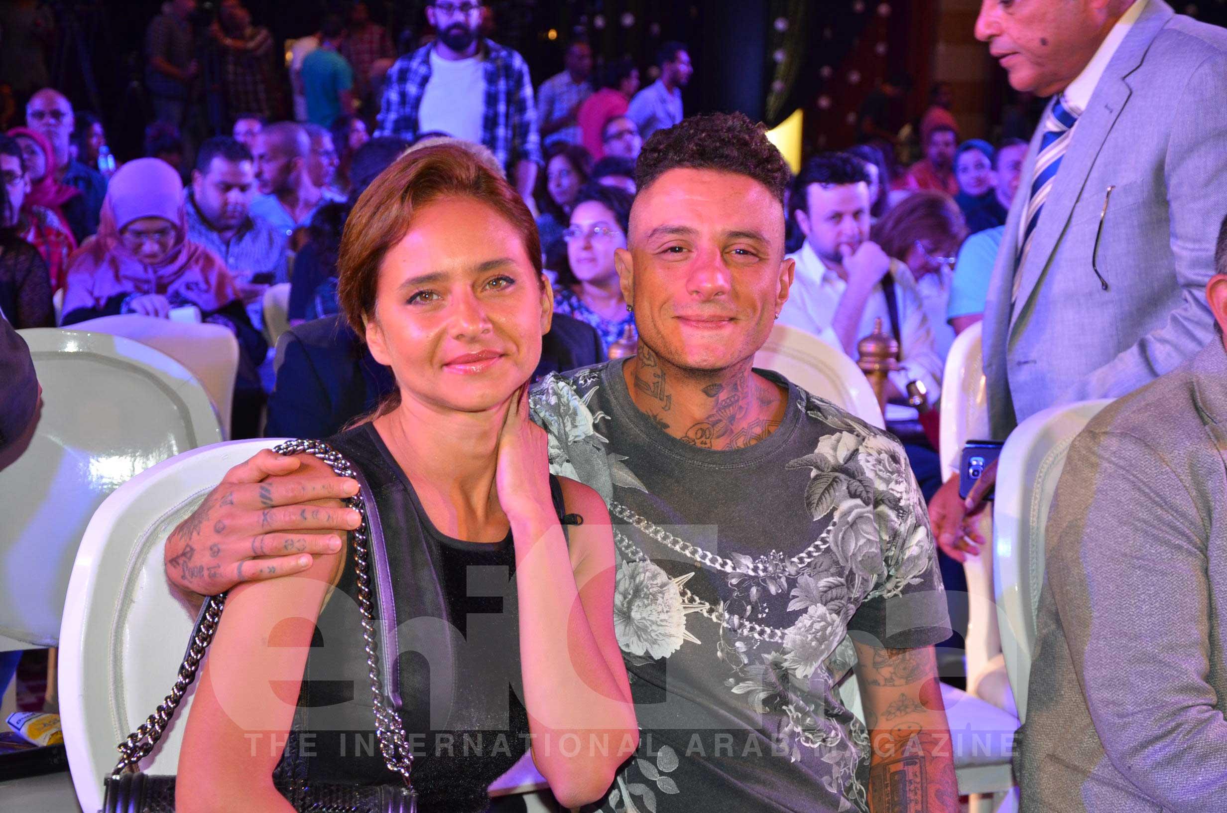 Nelly Karim & Ahmed El Fishawi
