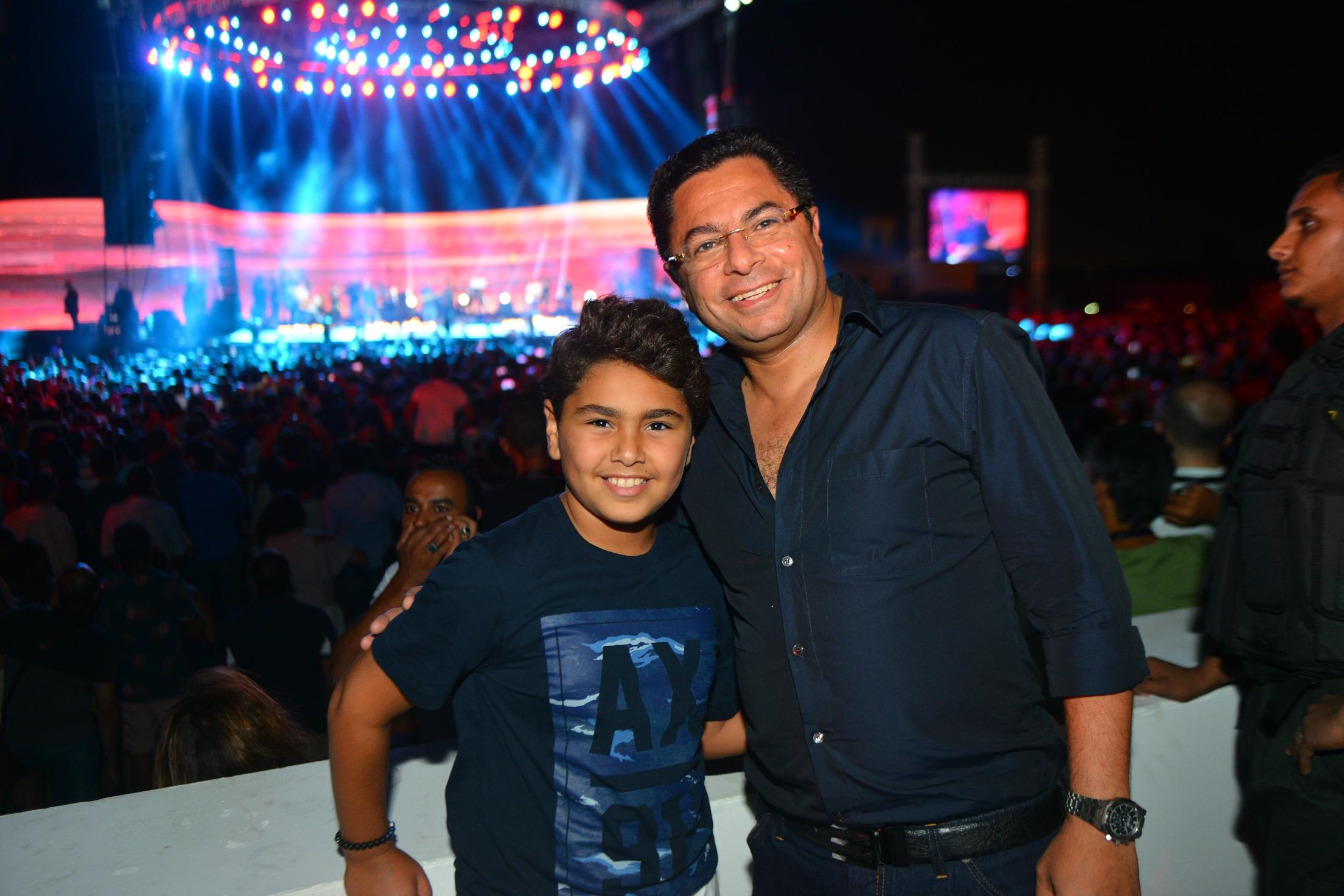 Mr. Mohamed Abu Bakr & Mr. Khaled Abu Bakr