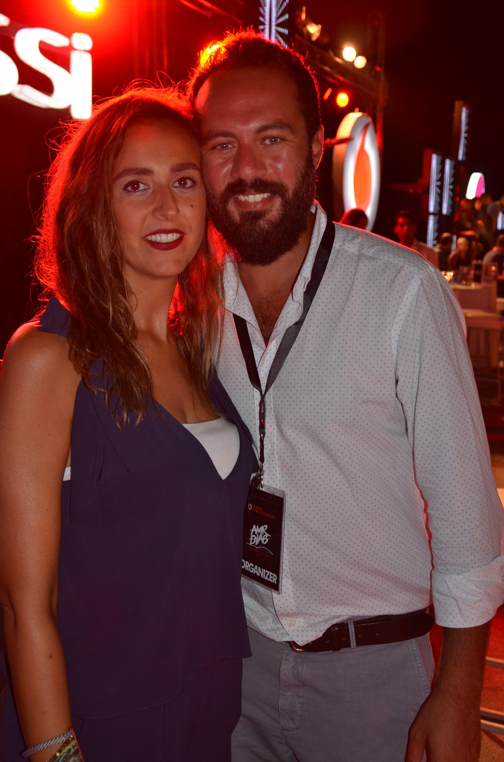 Mr. & Mrs. Ahmed Bahgat