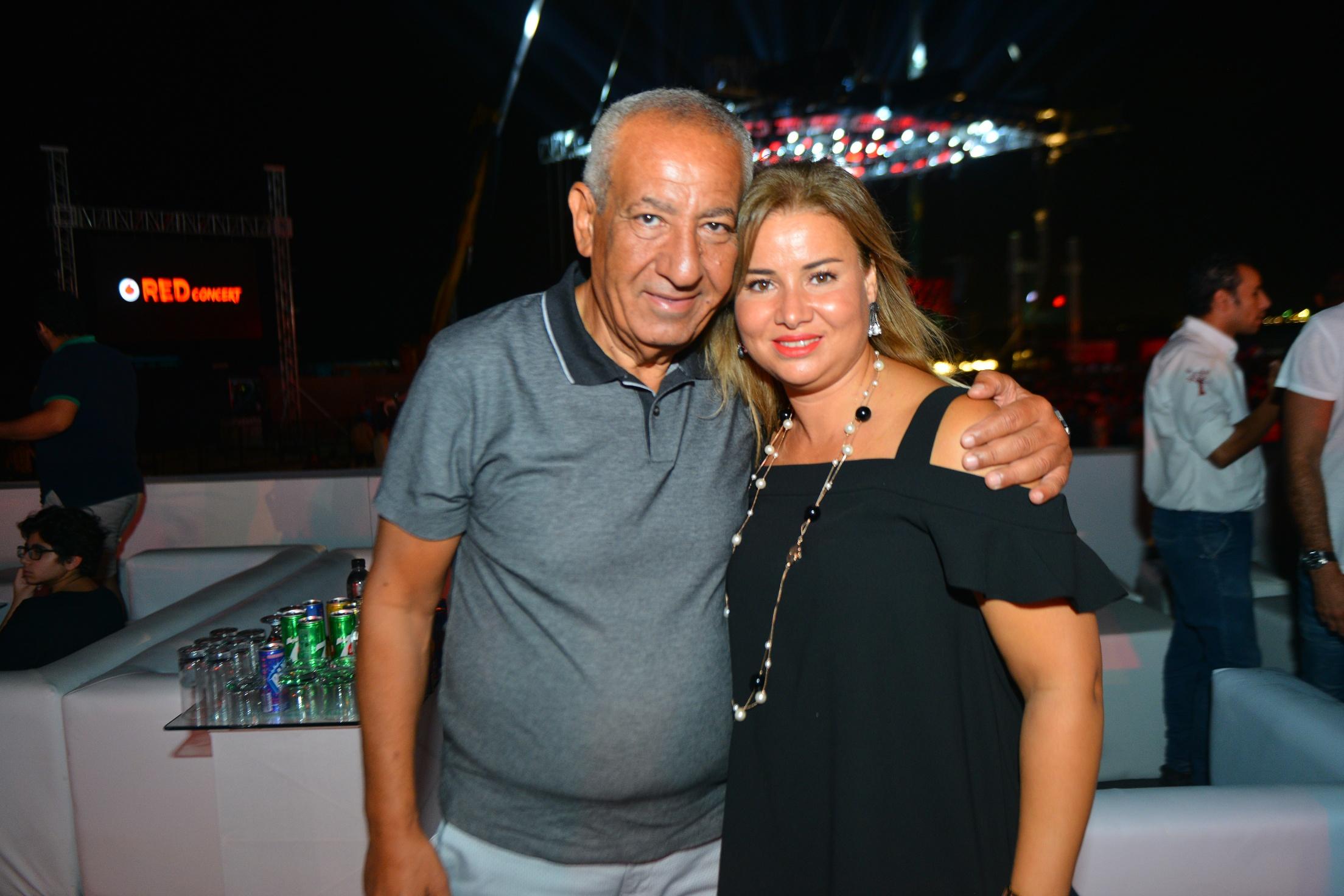 Mr. & Mrs. Kamel Abou Ali