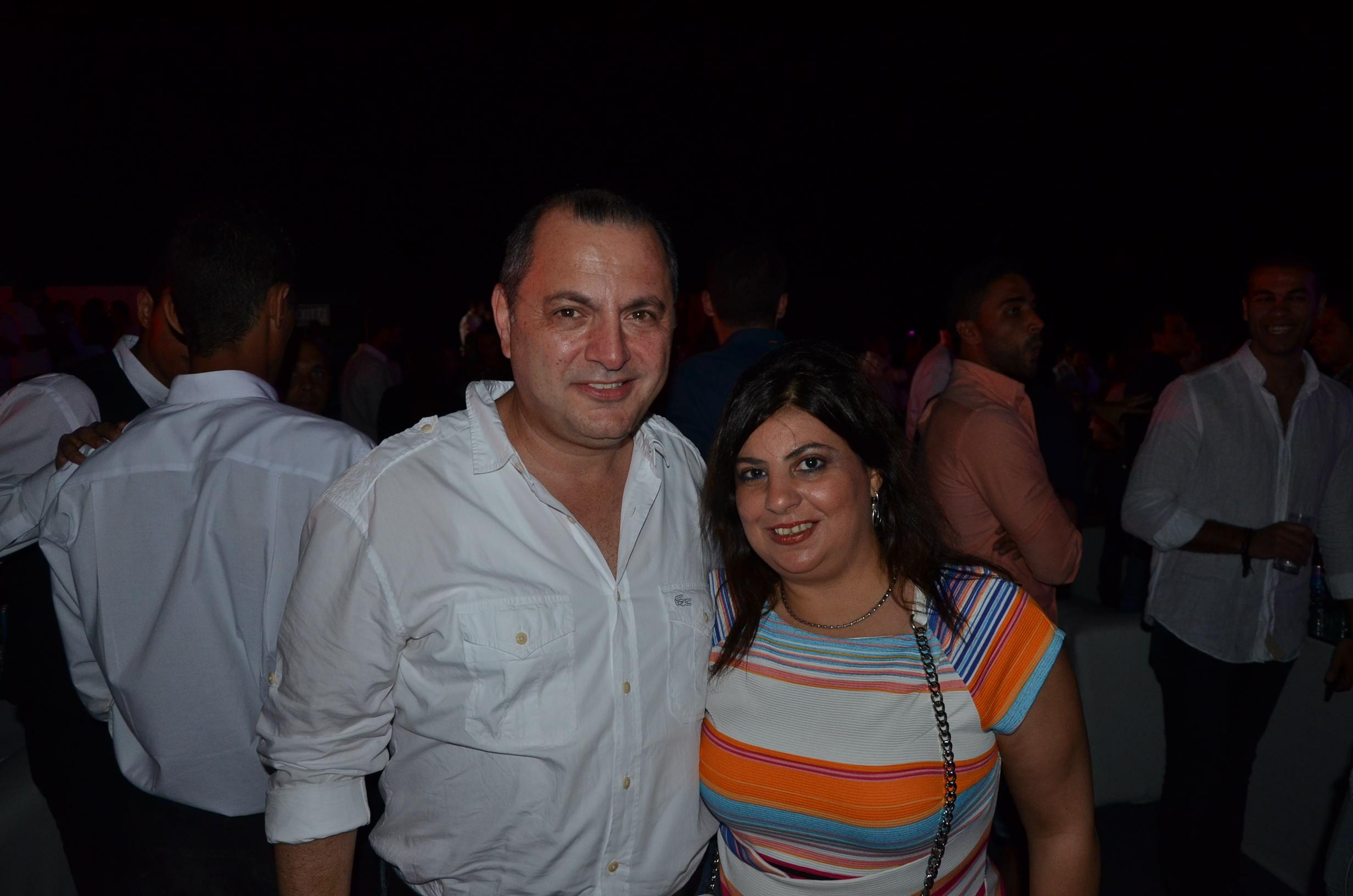 Mr. & Mrs. Malak El Samahi
