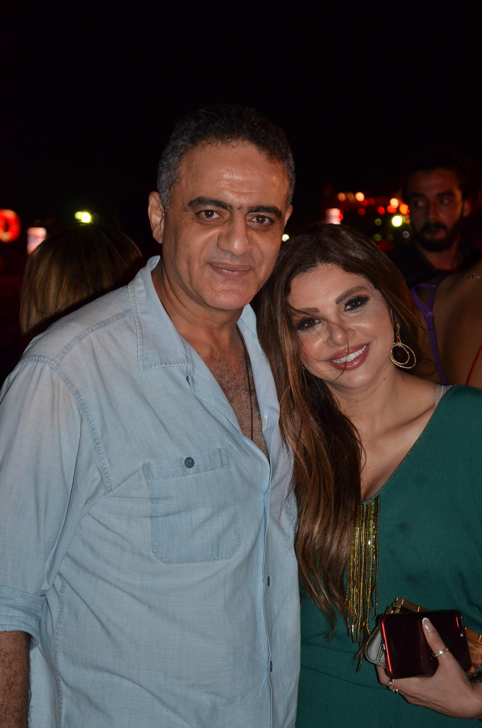 Mr. & Mrs. Yahia Al Boustani