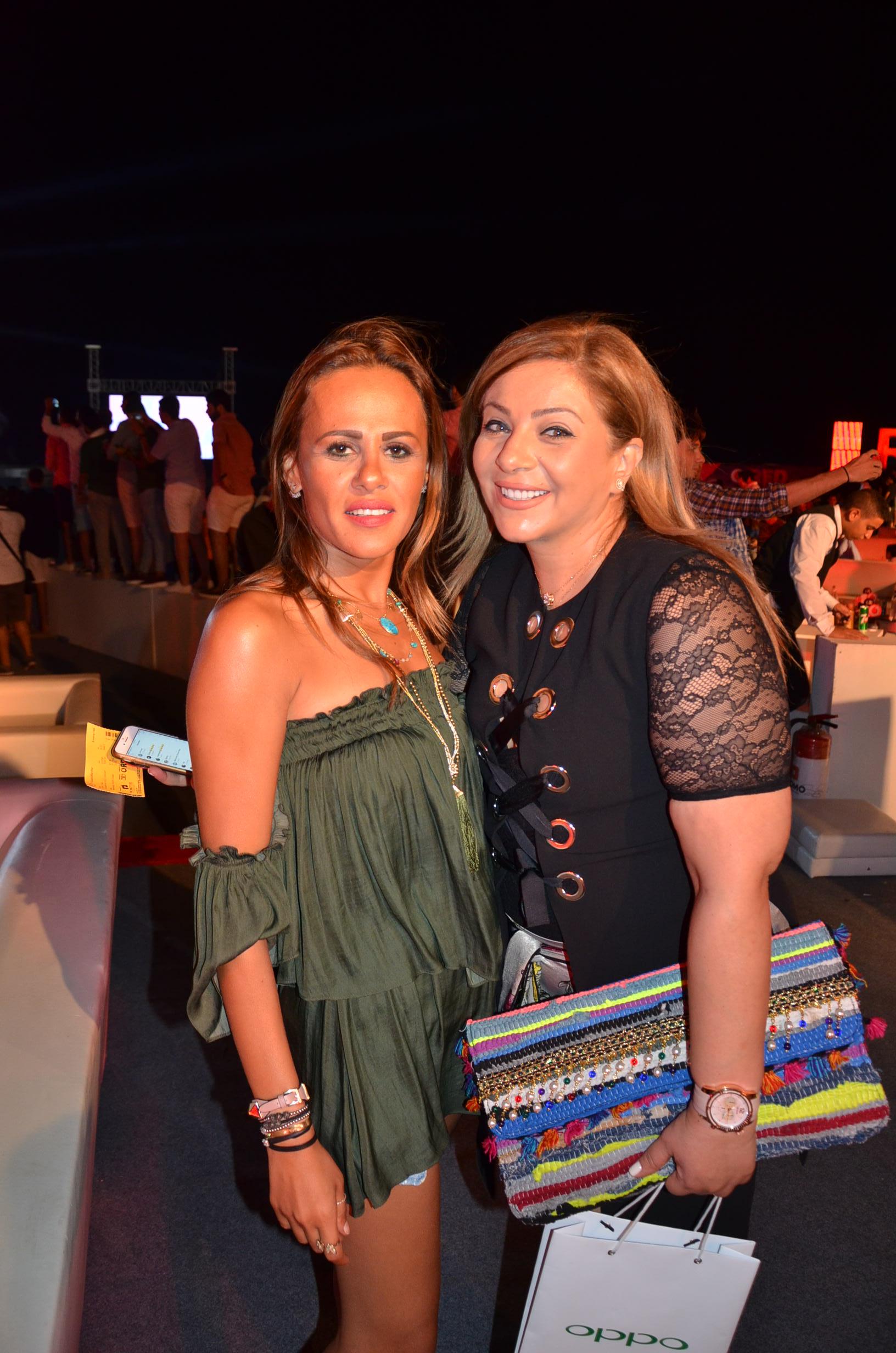 Ms. Rania El Fekky & Ms. Azza El Maghrabi