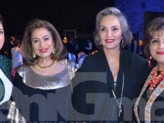 Anoushka, Ms. Hoda Maher, Ms. Haifaa Mohamed & Ms. Nany Saleh