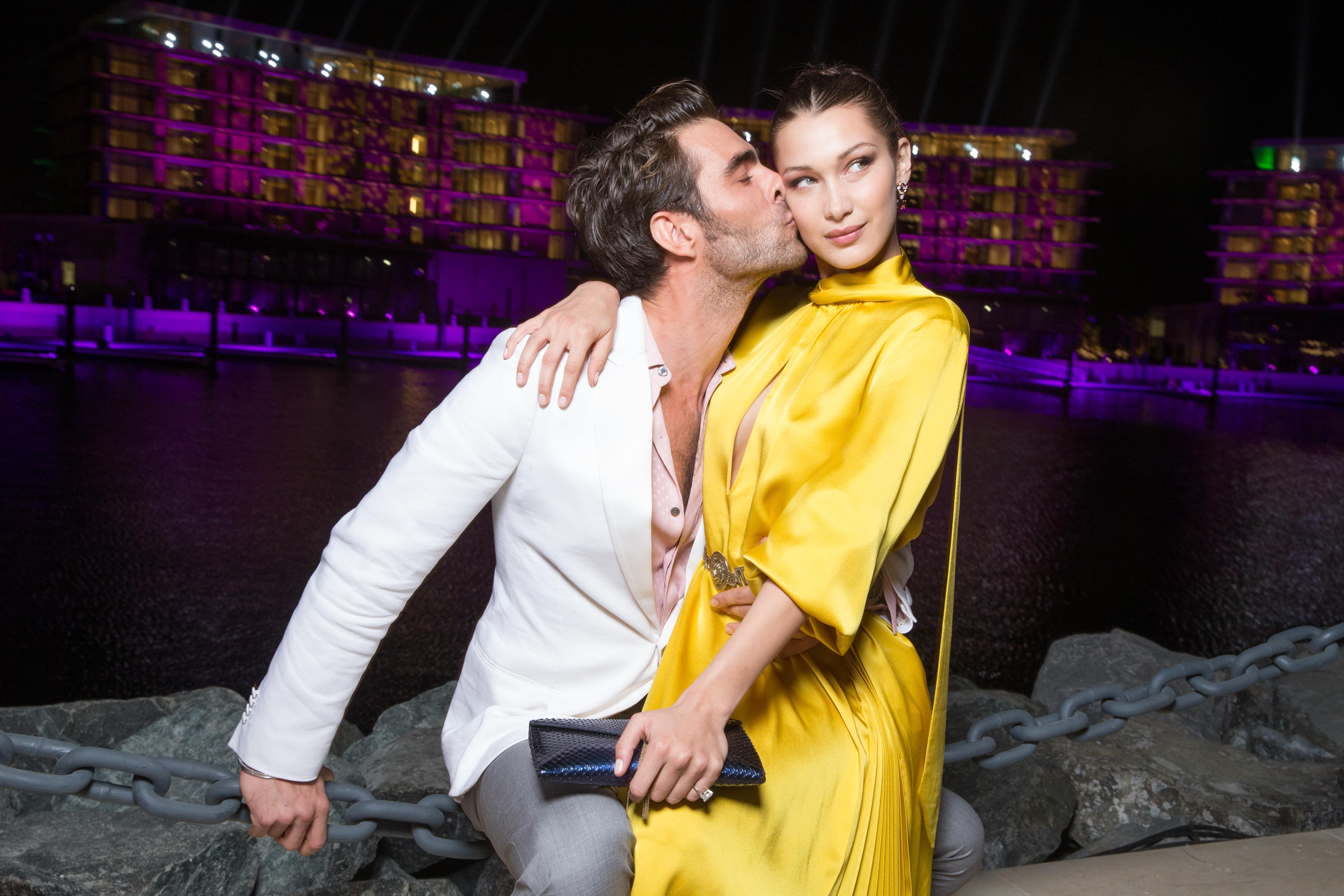 Miss Universe 2018 Name >> Bvlgari Hotel Opening Celebration in Dubai - eniGma Magazine