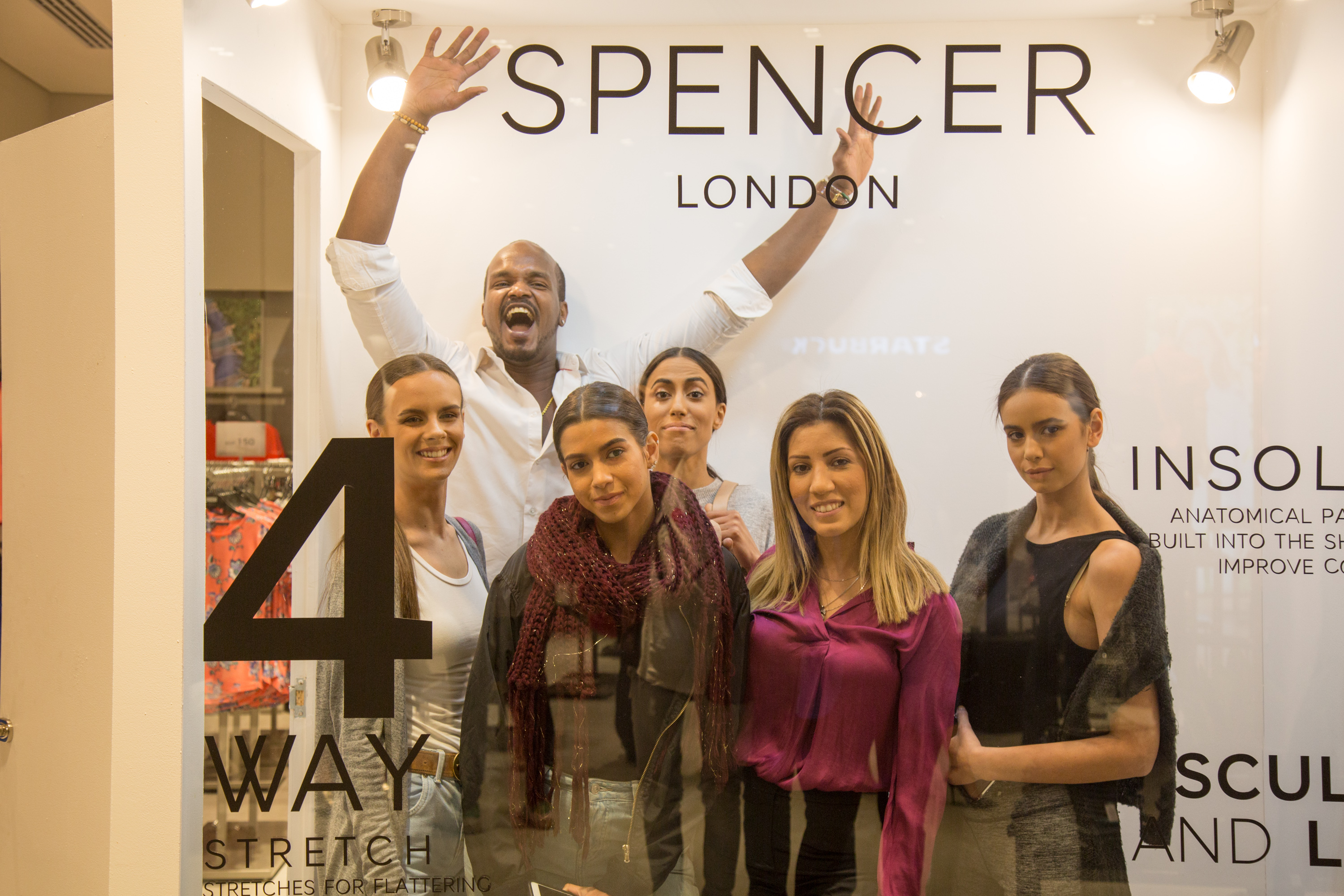 Marks Amp Spencer Wows Mall Of Egypt Enigma Magazine