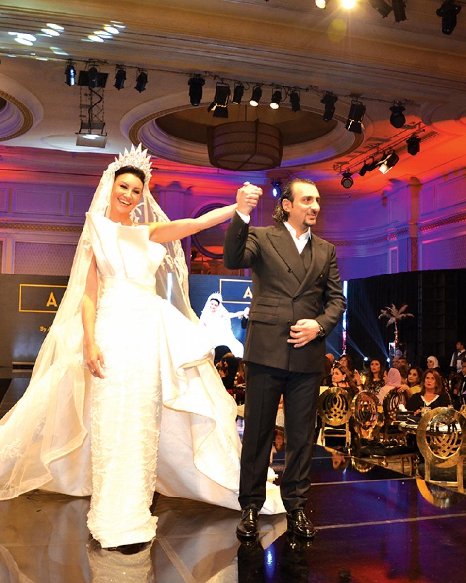 Mr. Ayman Lahmouni & Arwa Gouda