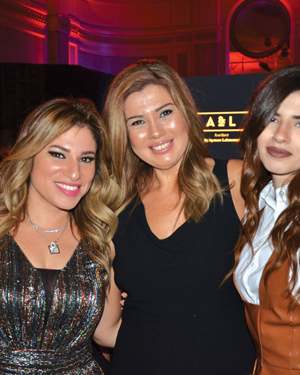 Ms. Alia Abdelaziz, Ms. Rania Farid Shawky & Ms. Malak Awad