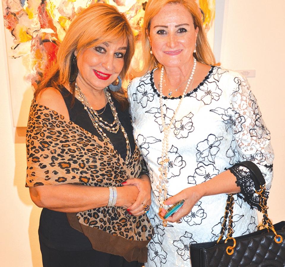 Ms. Mona Abdel Aziz & Ms. Gehad Nasser