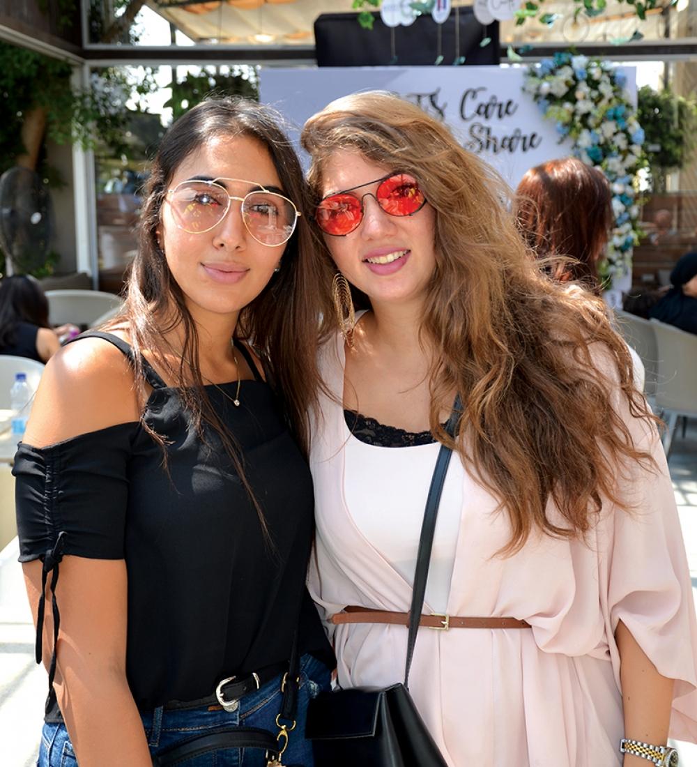 Ms. Shahdan & Ms. Nora El Komy